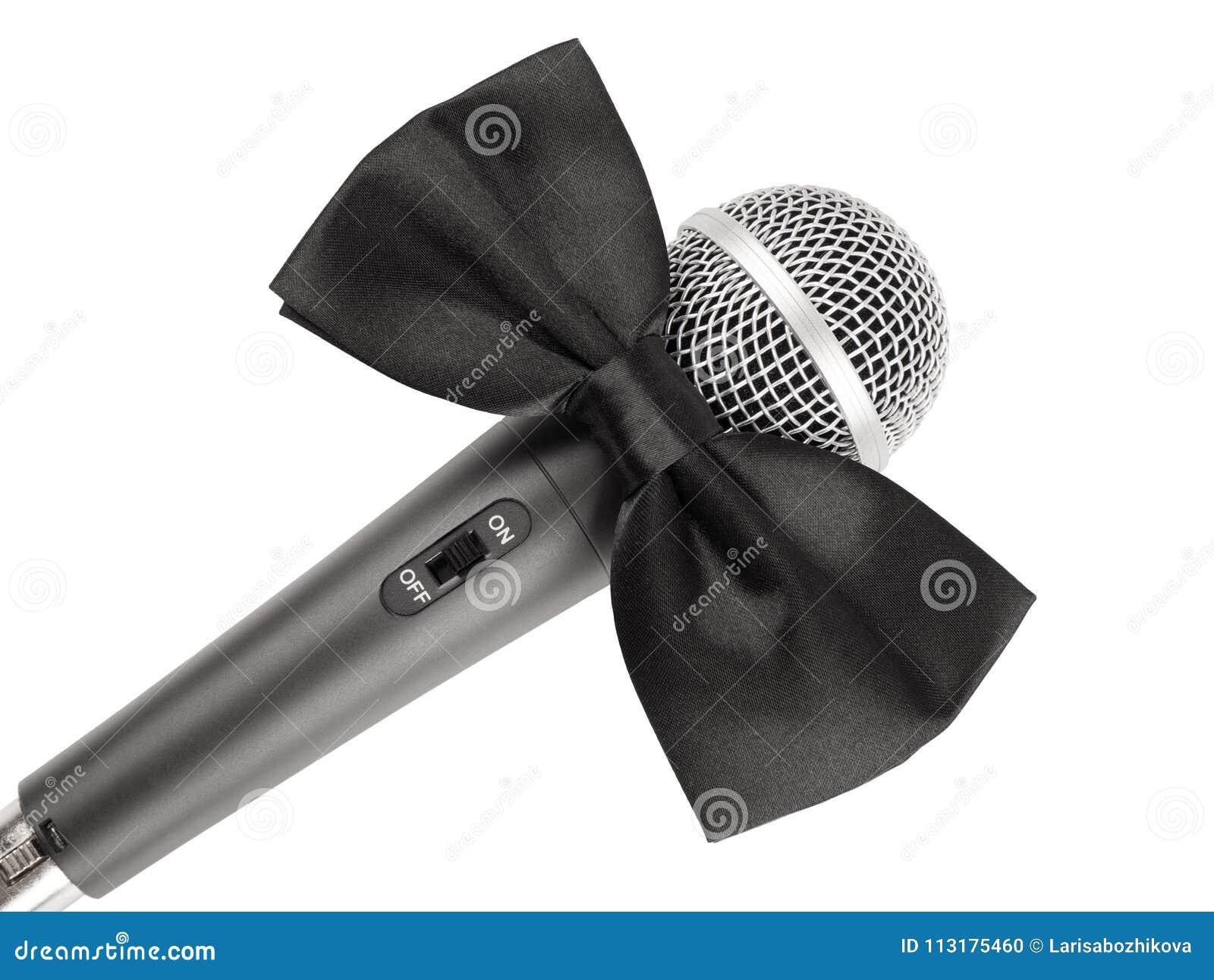 Microfone com laço