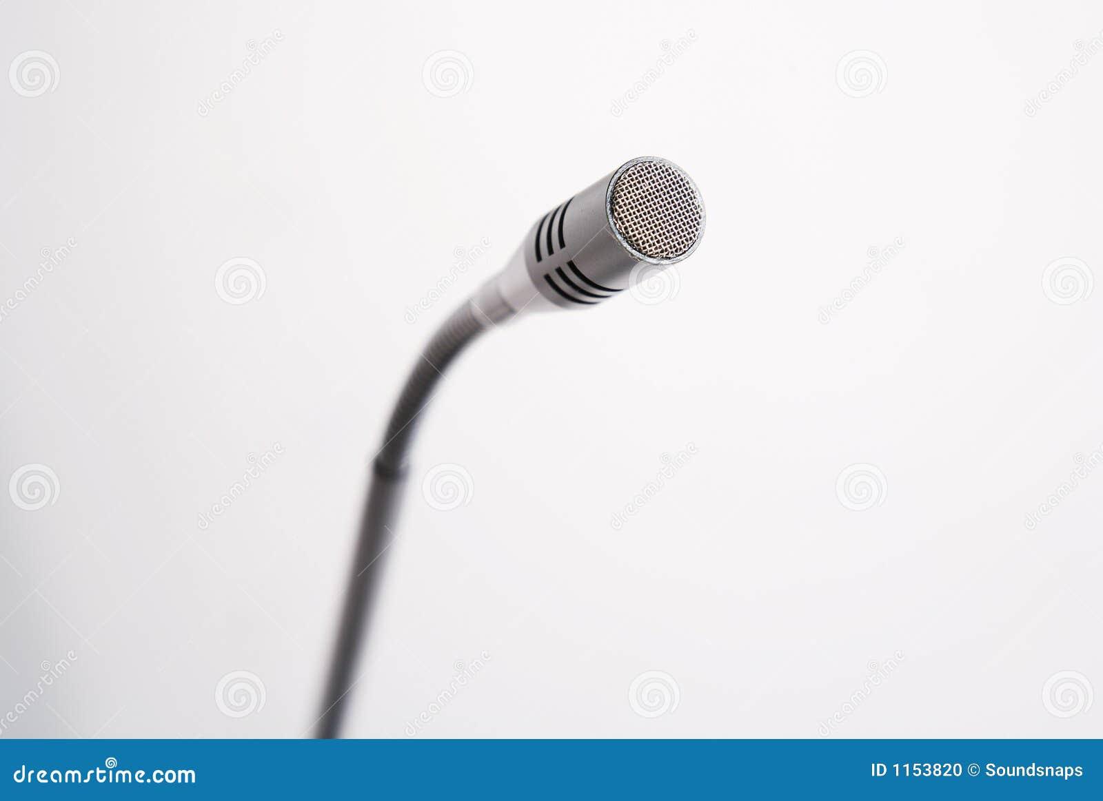 Microfone do Talkback