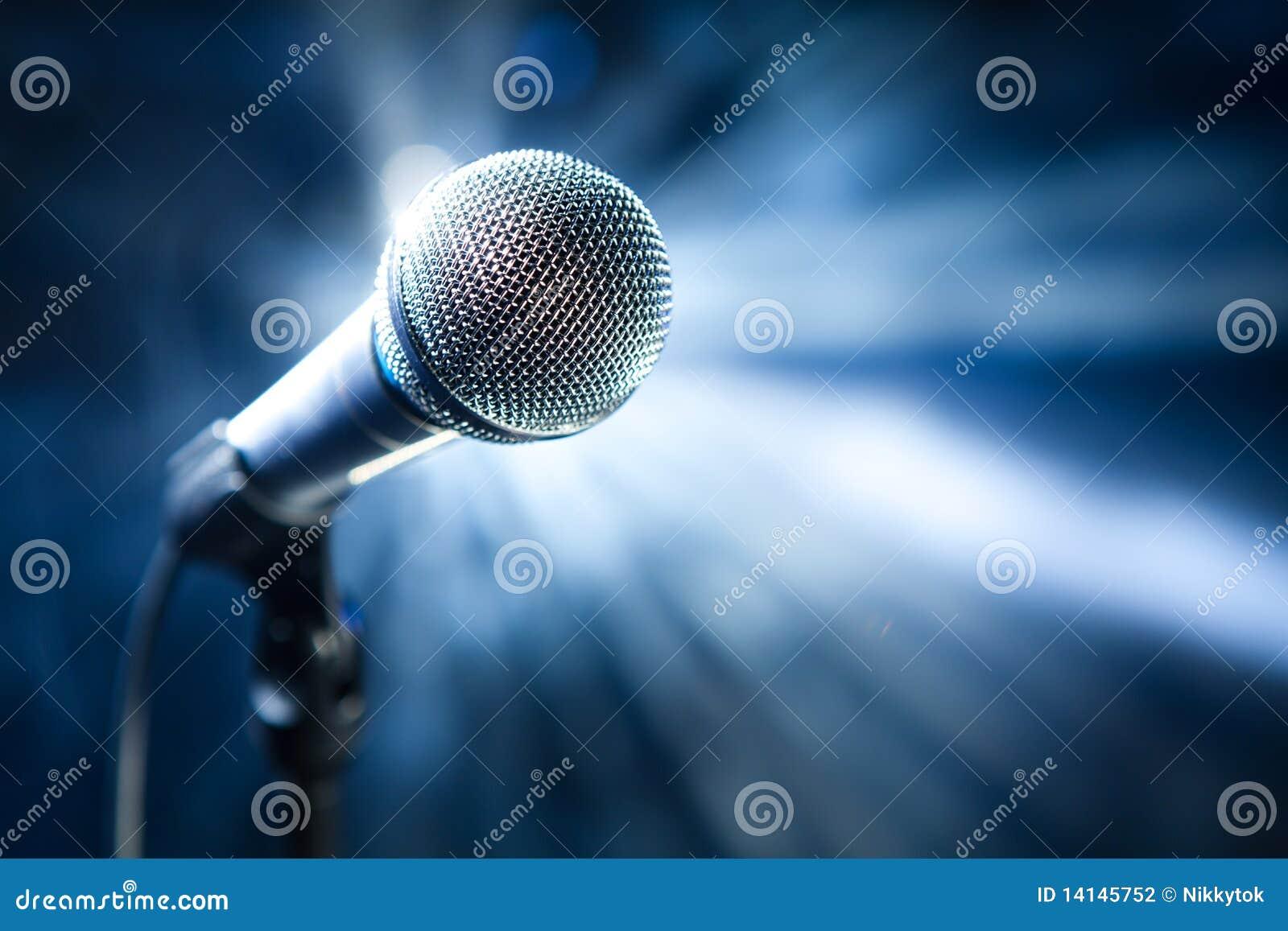 Microfono sulla fase