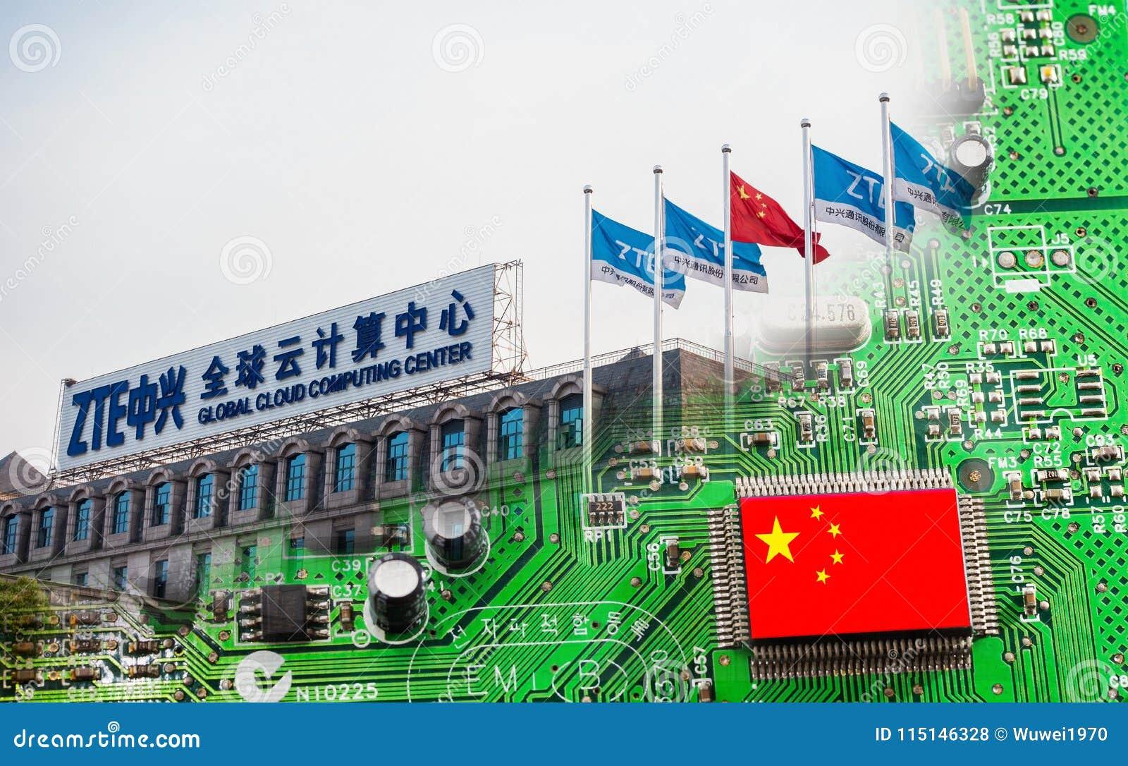 Microprocesadores hechos en China