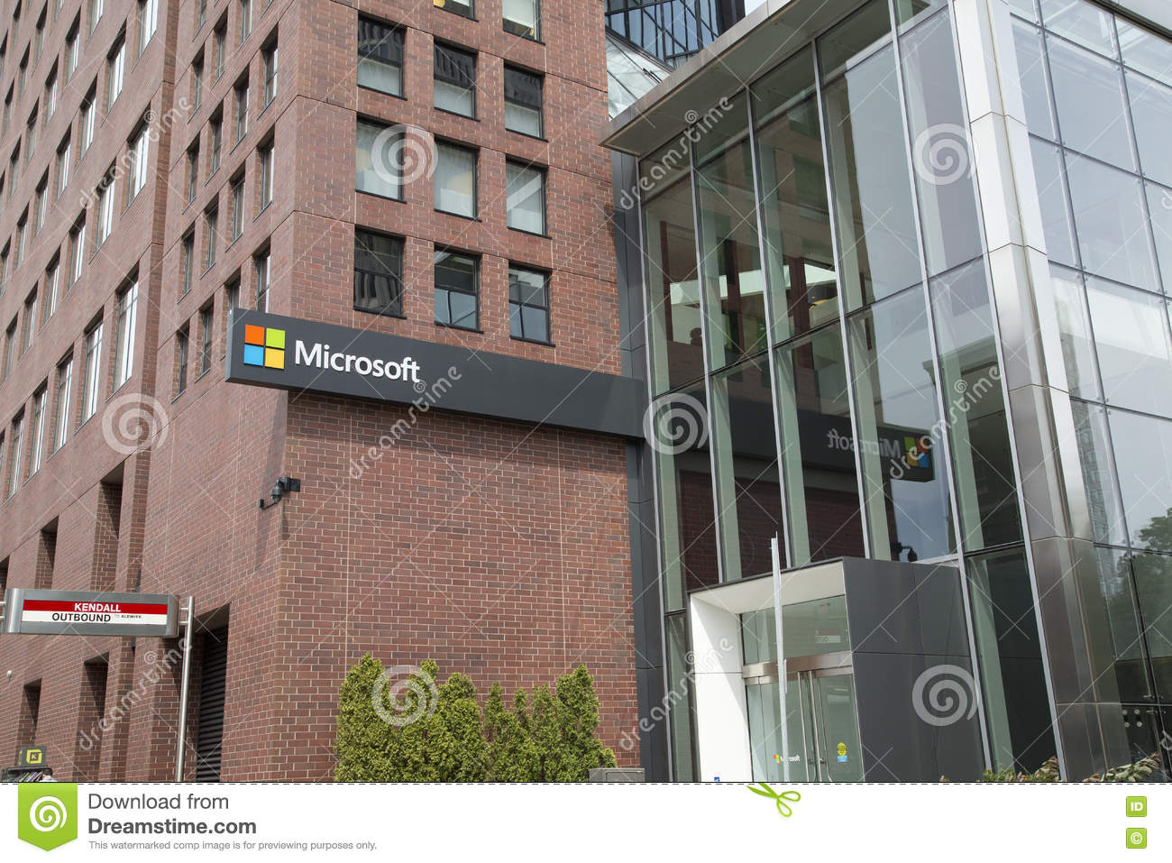 microsoft office building. Microsoft Office Building At MIT University Editorial Photography - Image Of City, Jouney: 75609737 G