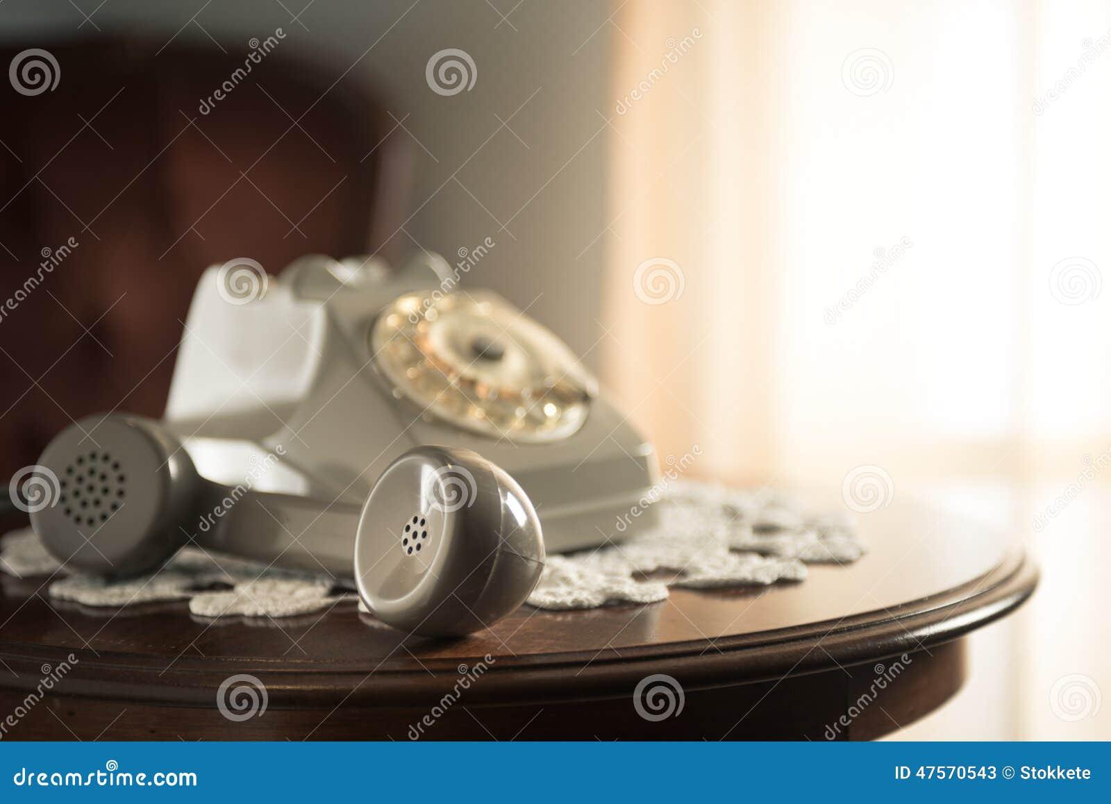 Microtelefono sulla tenuta