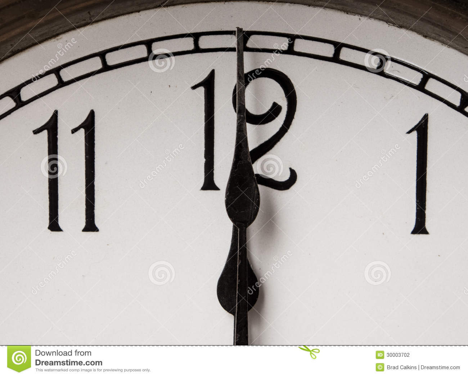 De tijd van de middag