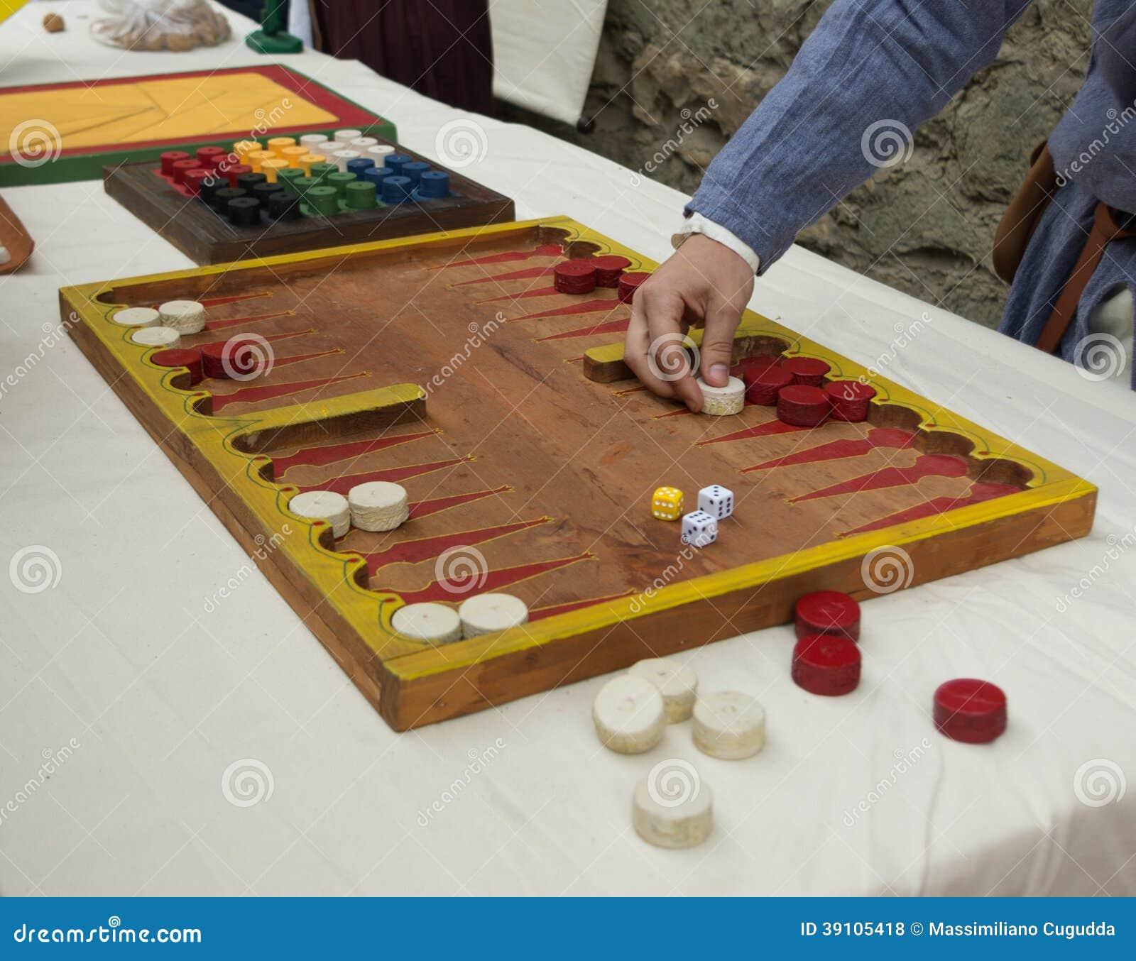 Middeleeuws gokken