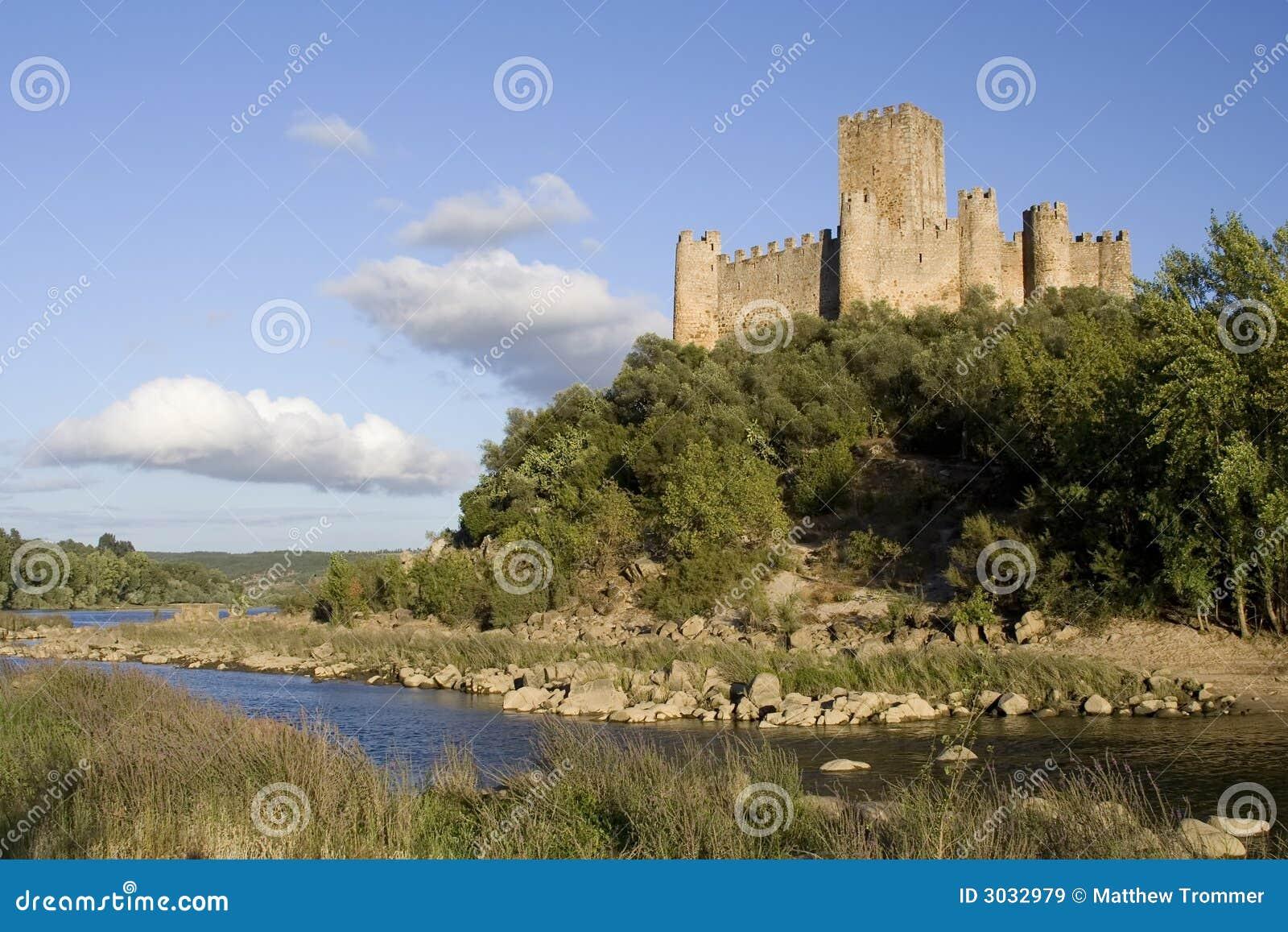 Middeleeuws Portugees Kasteel