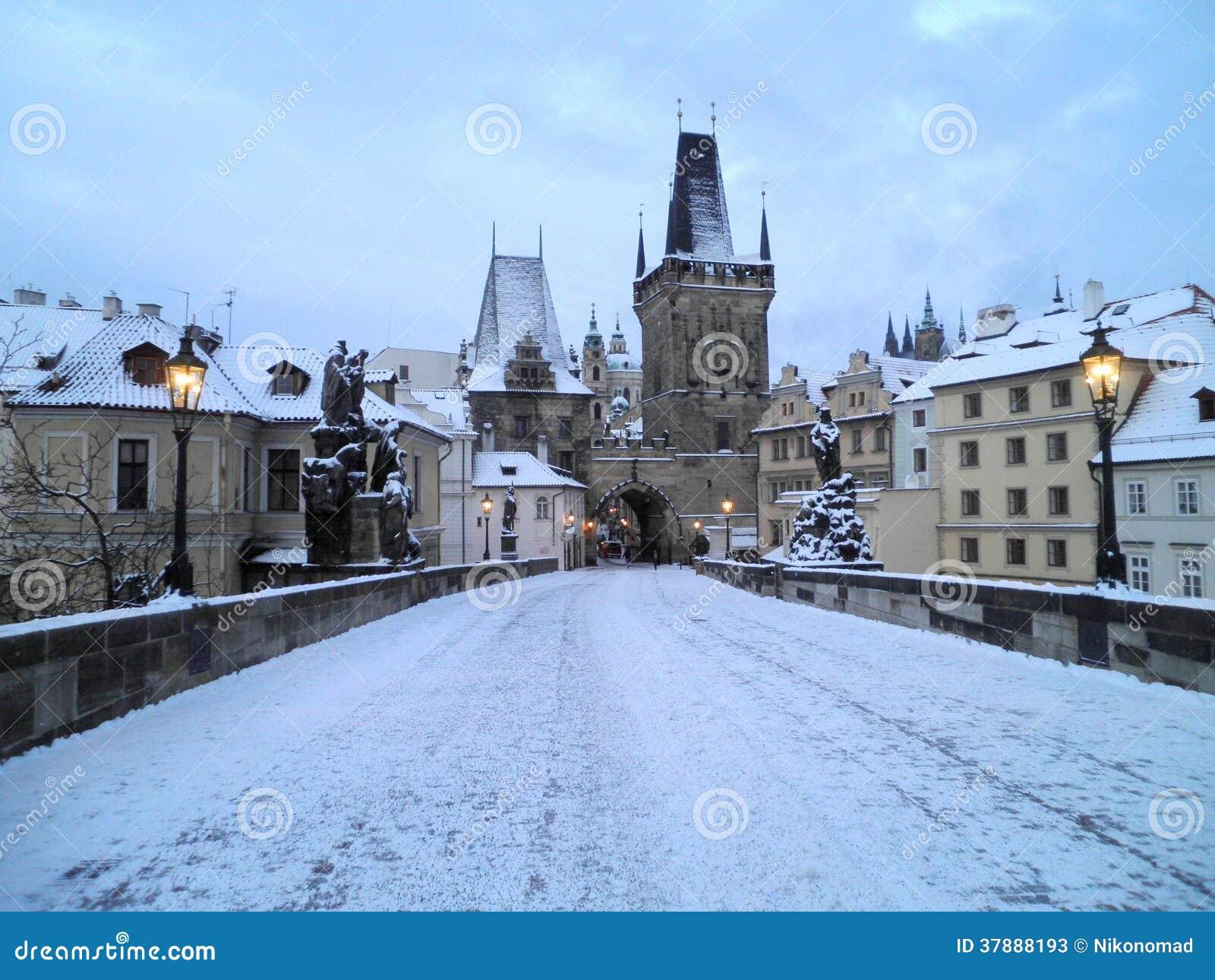 Middeleeuws Praag