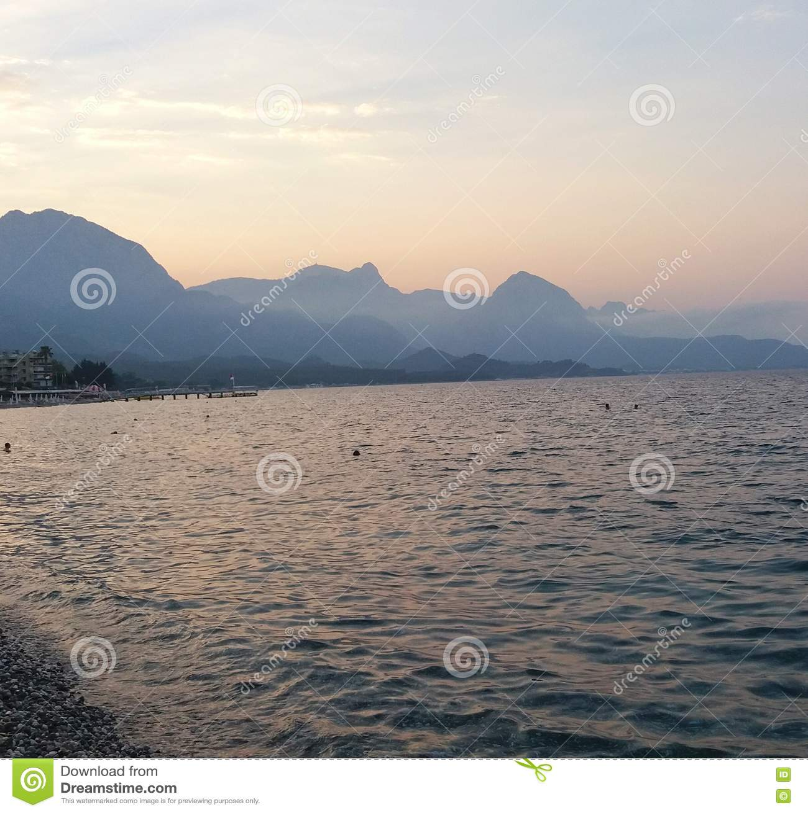 Middellandse Zee Antalya Kemer