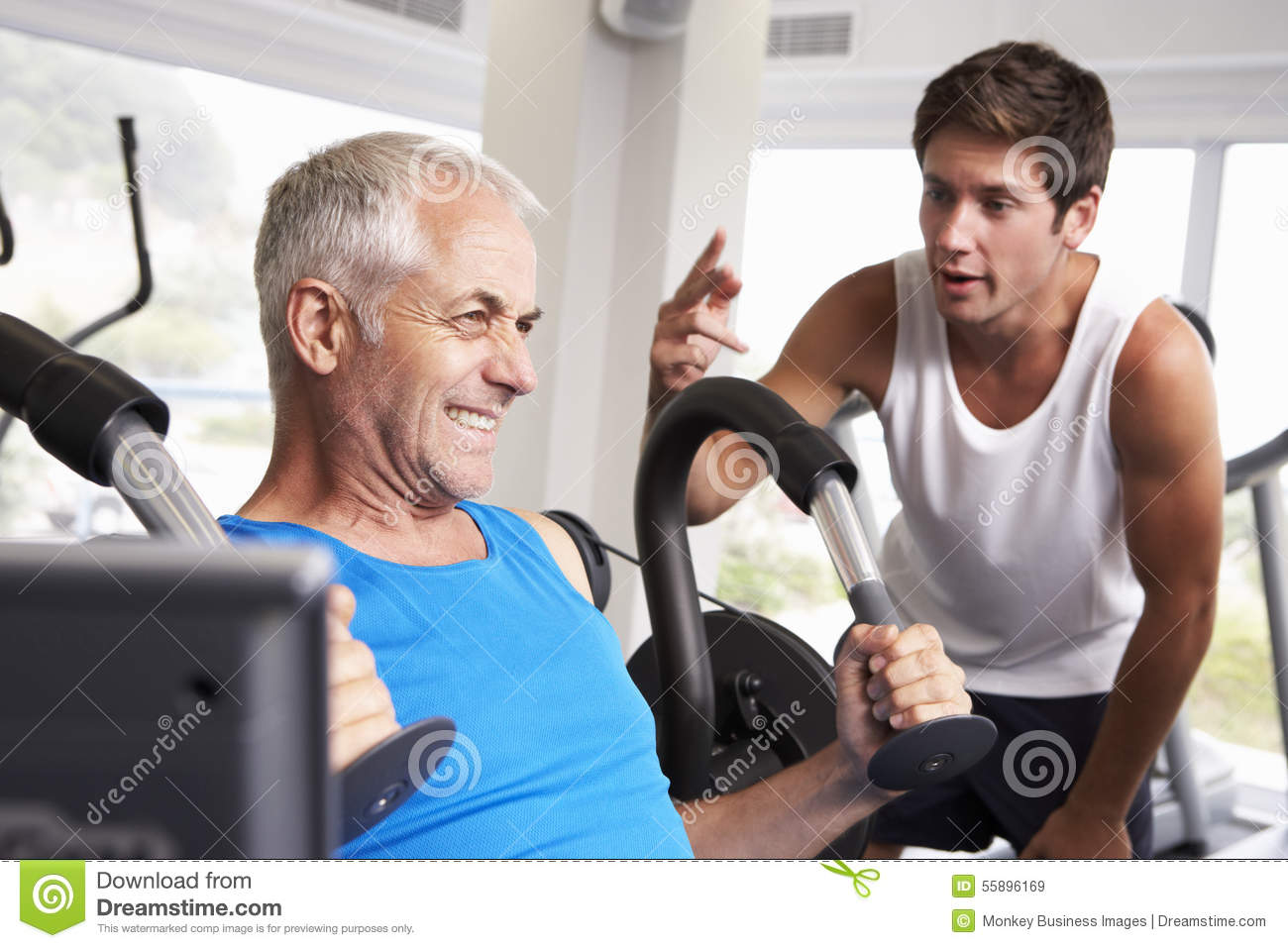 dating a male personal trainer Stories of client-trainer affairs are all too common why does starting a personalized fitness regime often also lead to the start of an affair.