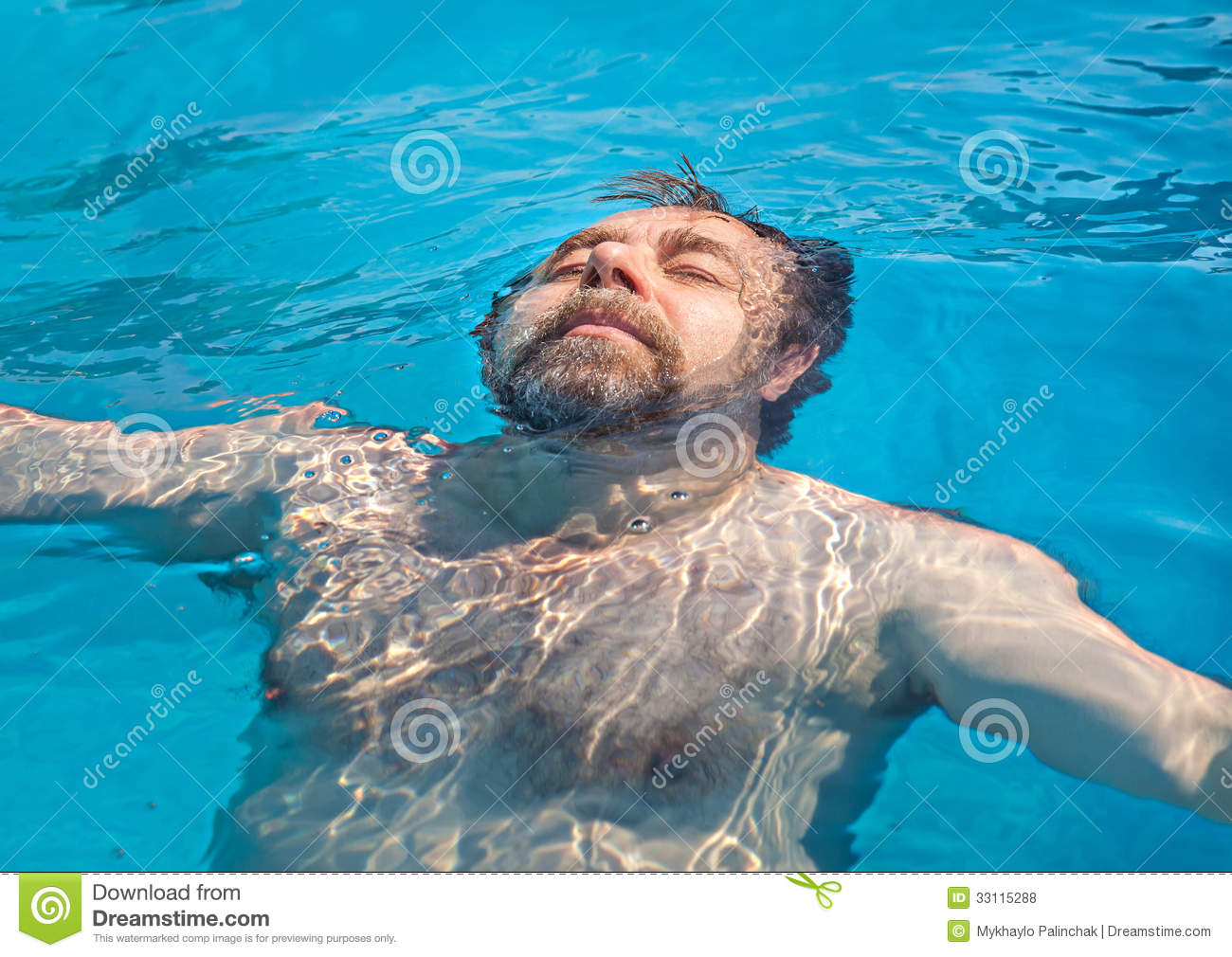 Man swimming royalty free stock photo male models picture for Pool man show