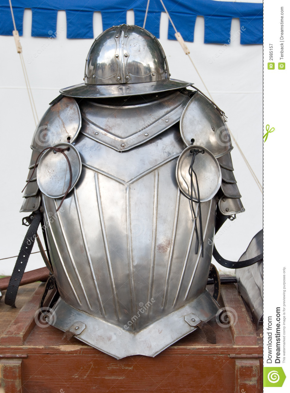 Middle ages body armor