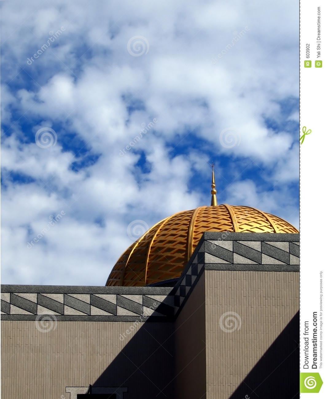 Middle East Architecture Stock - 771.9KB