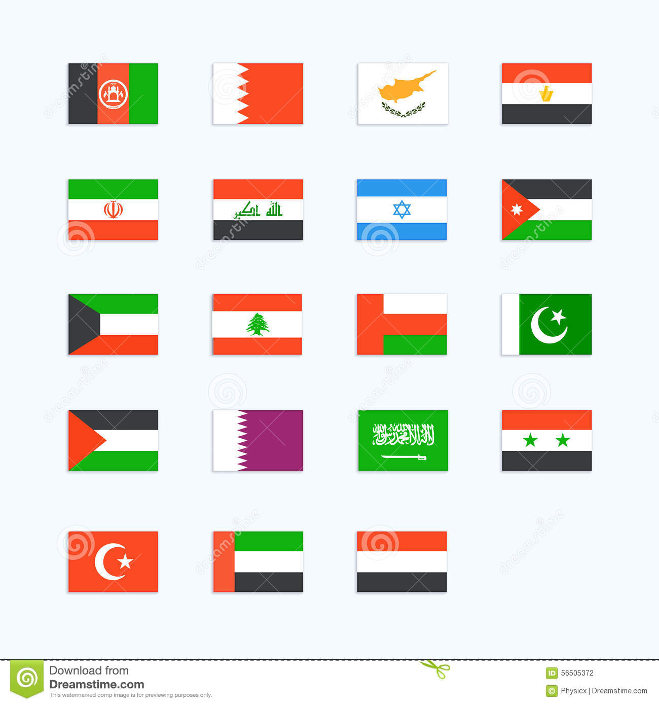 https://thumbs.dreamstime.com/z/middle-eastern-country-flags-flag-vector-icons-set-56505372.jpg