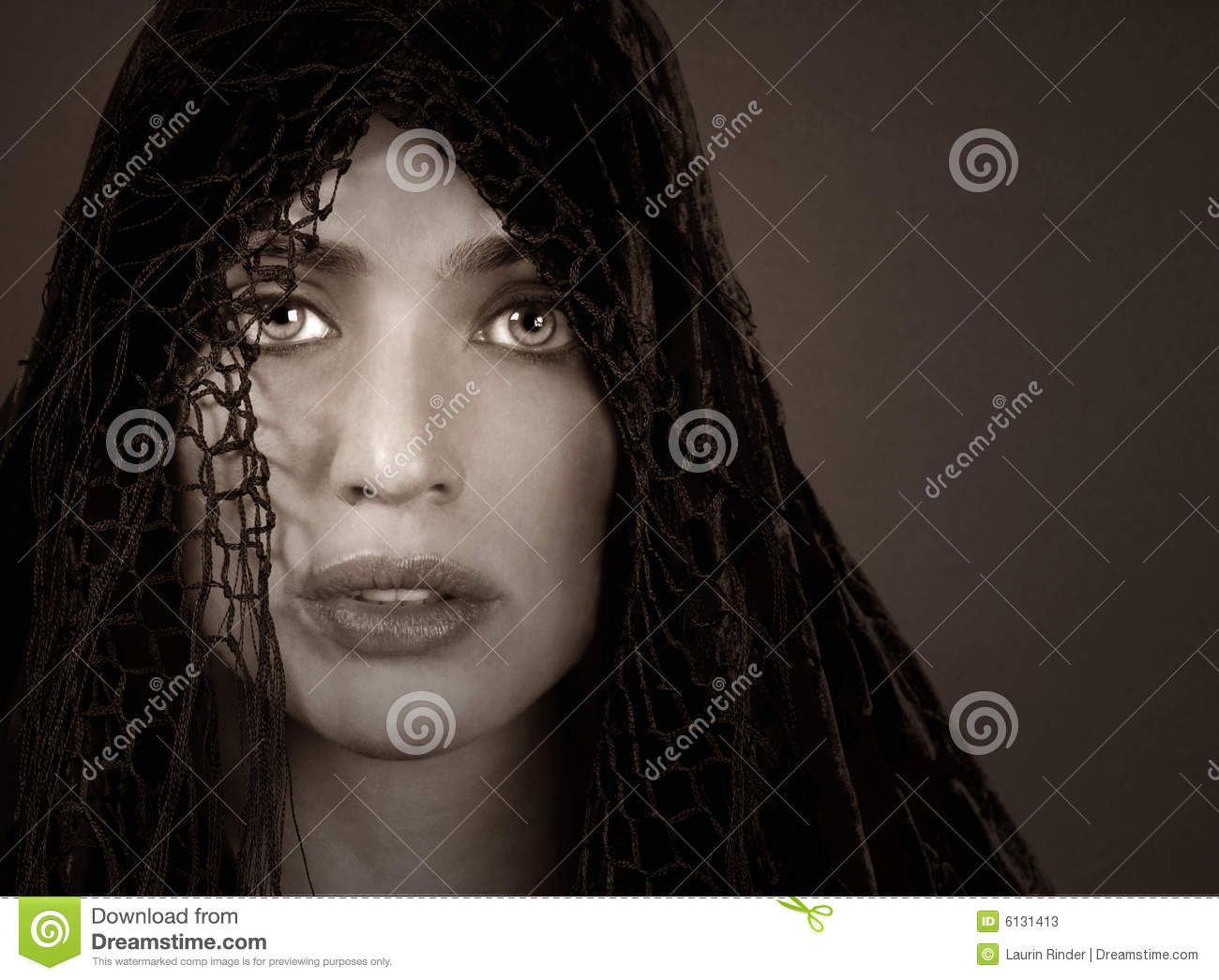 Middle Eastern Woman Stock Photos - Image: 6131413
