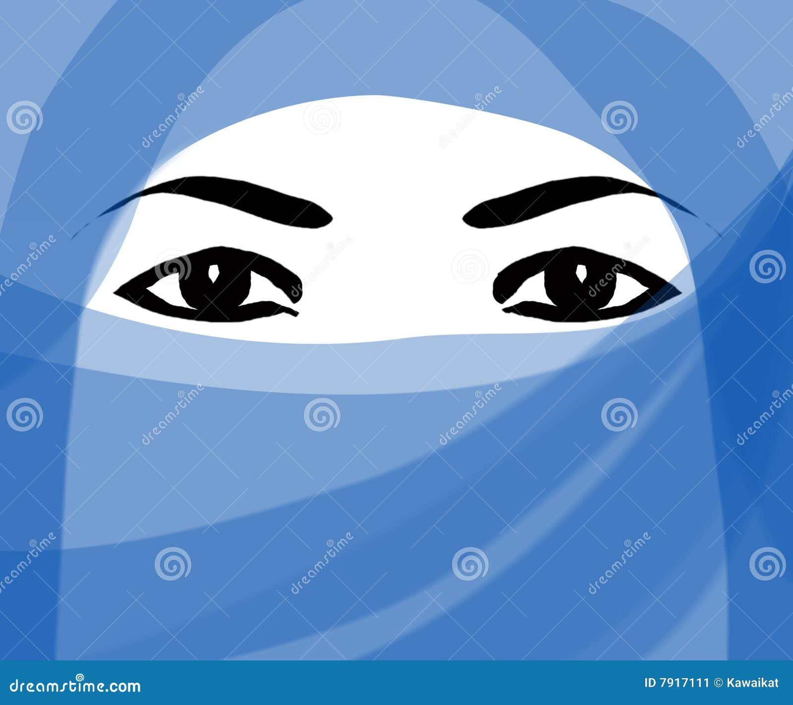 Middle Eastern woman Middle East Women Eyes