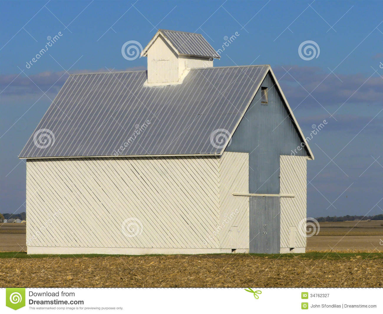 Midwestern Shed