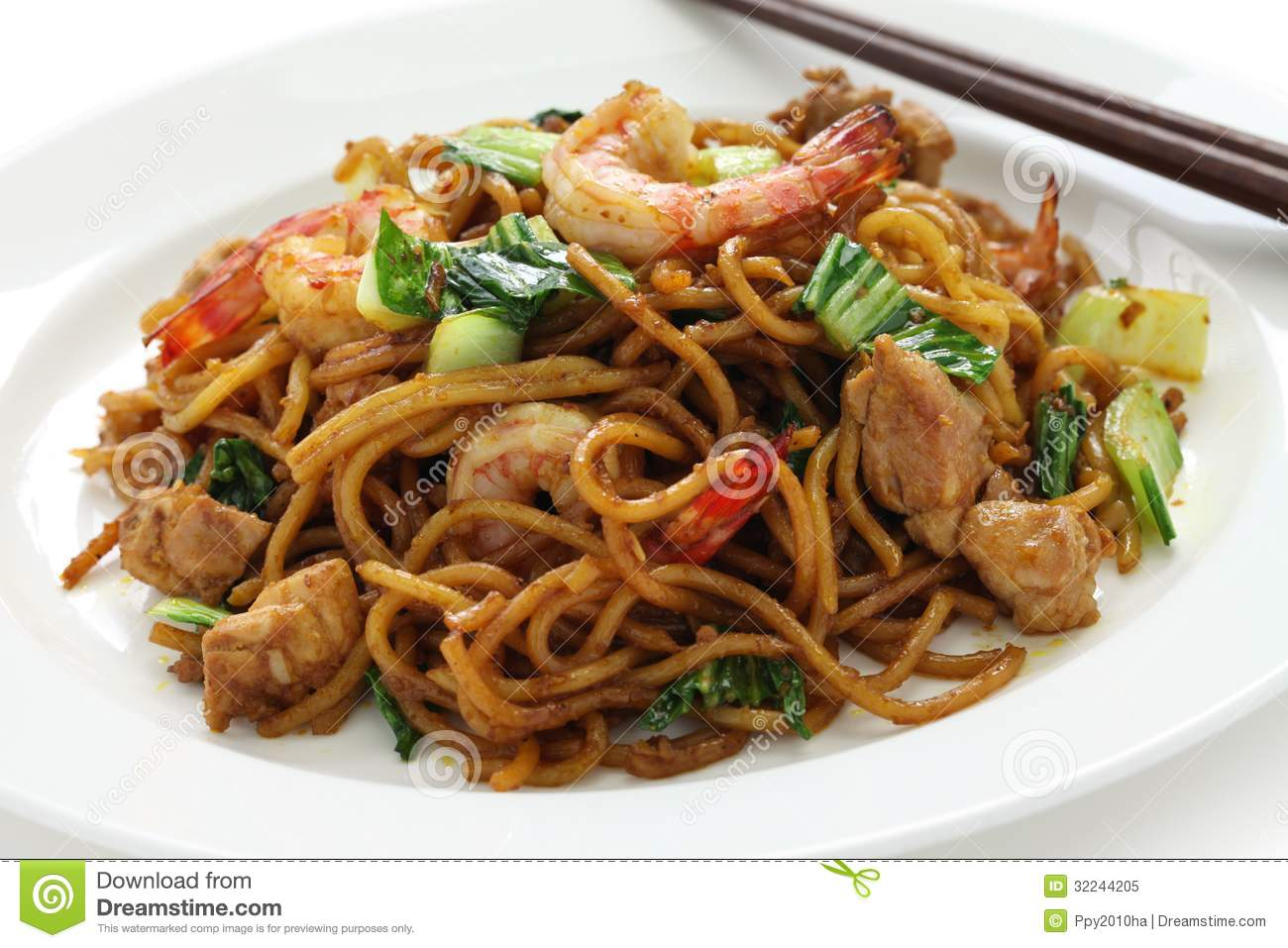Mie Goreng, Mi Goreng Royalty Free Stock Photo - Image: 32244205