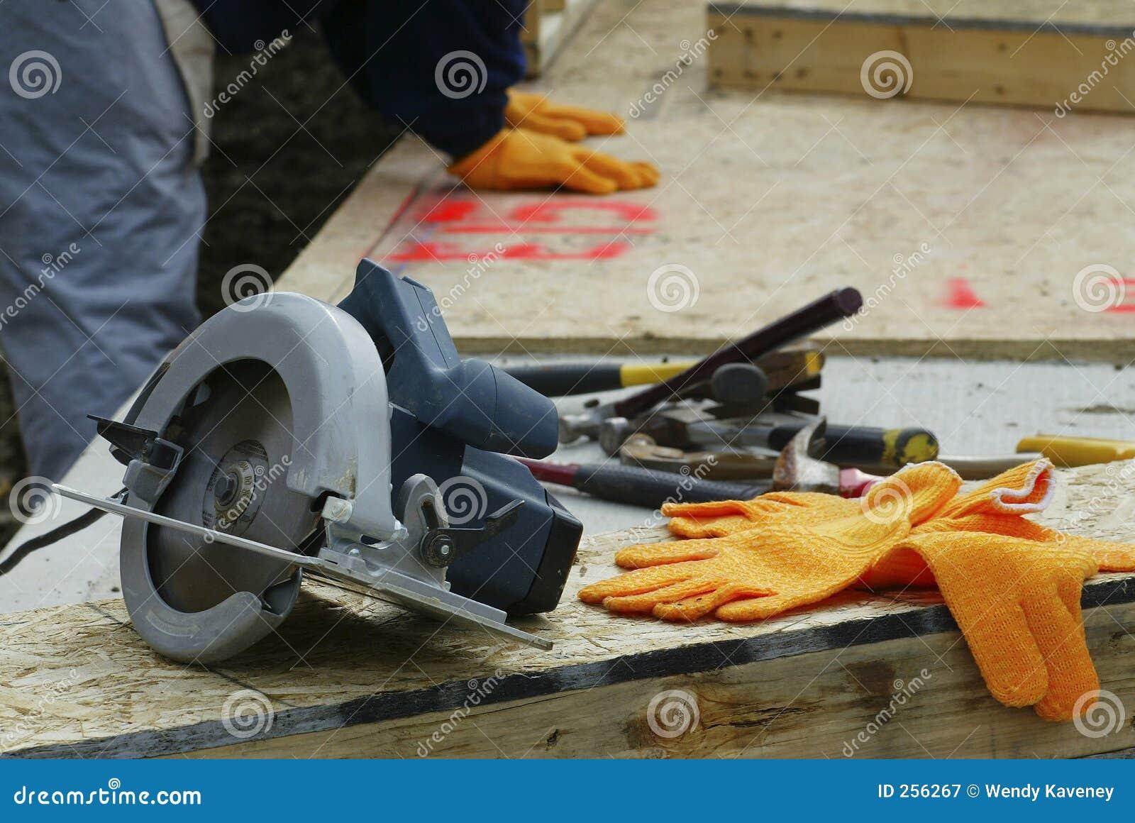 Miejsca budowy narzędzi