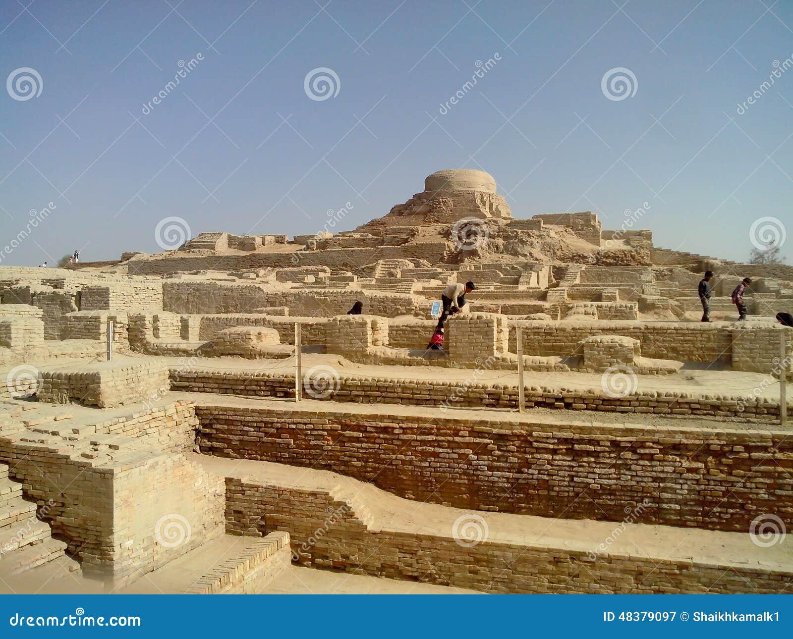 Miejsce Mohenjo daro