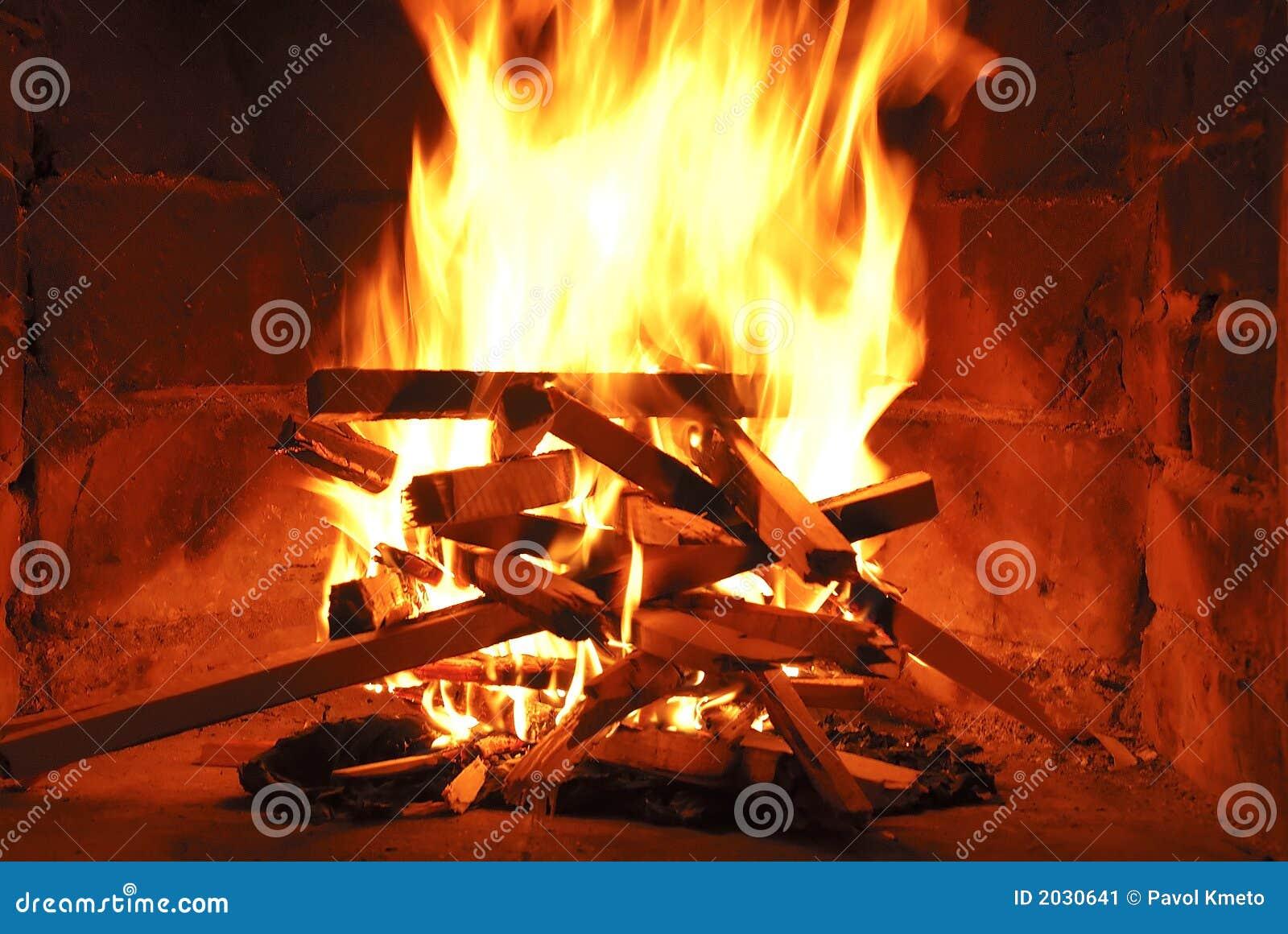 Miejsce pożaru