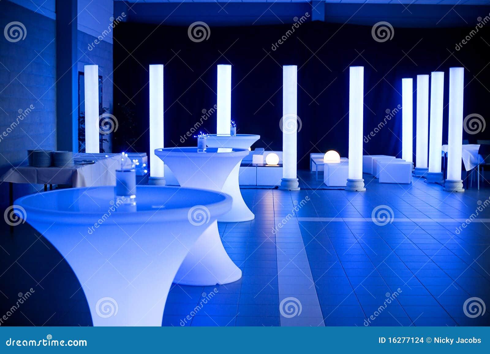 Miejsce wydarzenia partyjny ślub