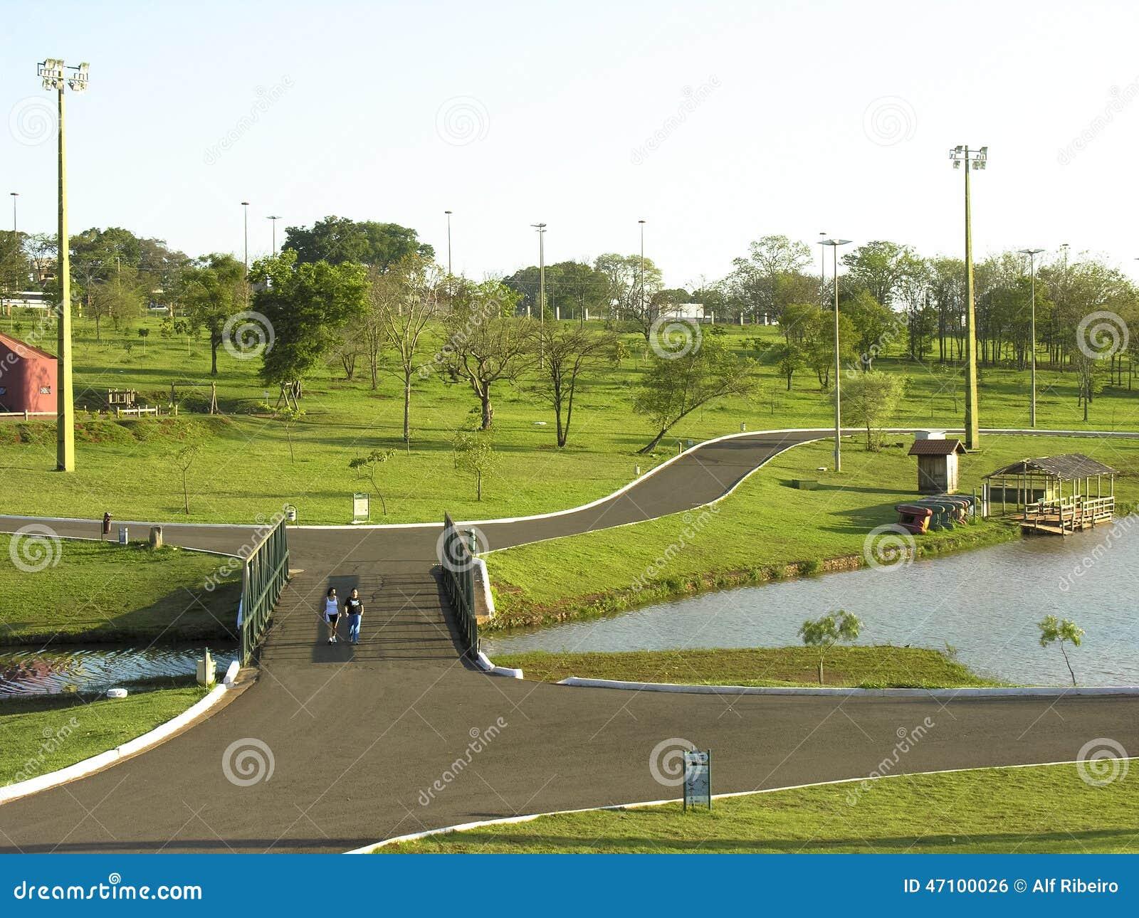 Miejscowy narodu park