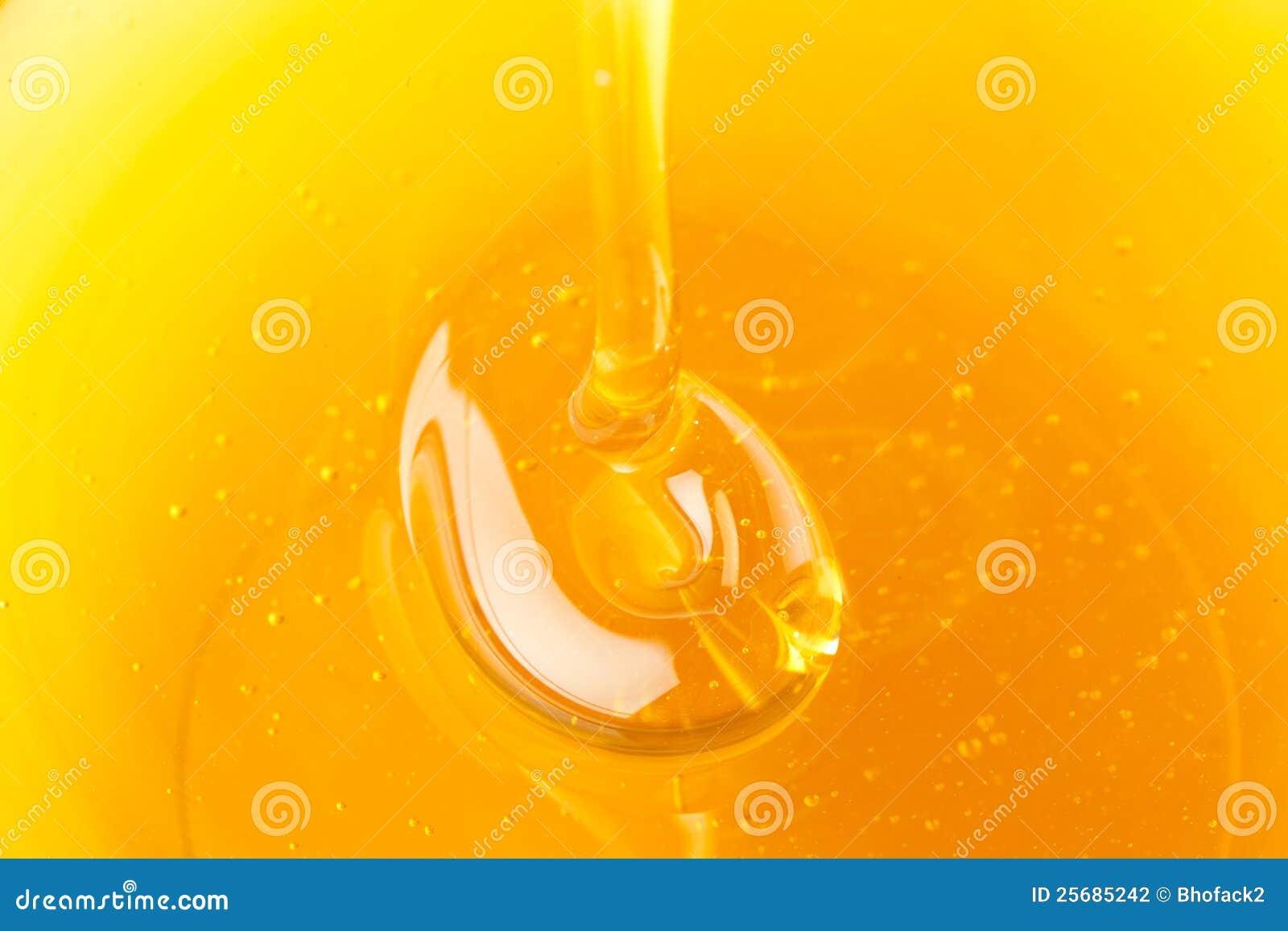 Miel organique d or
