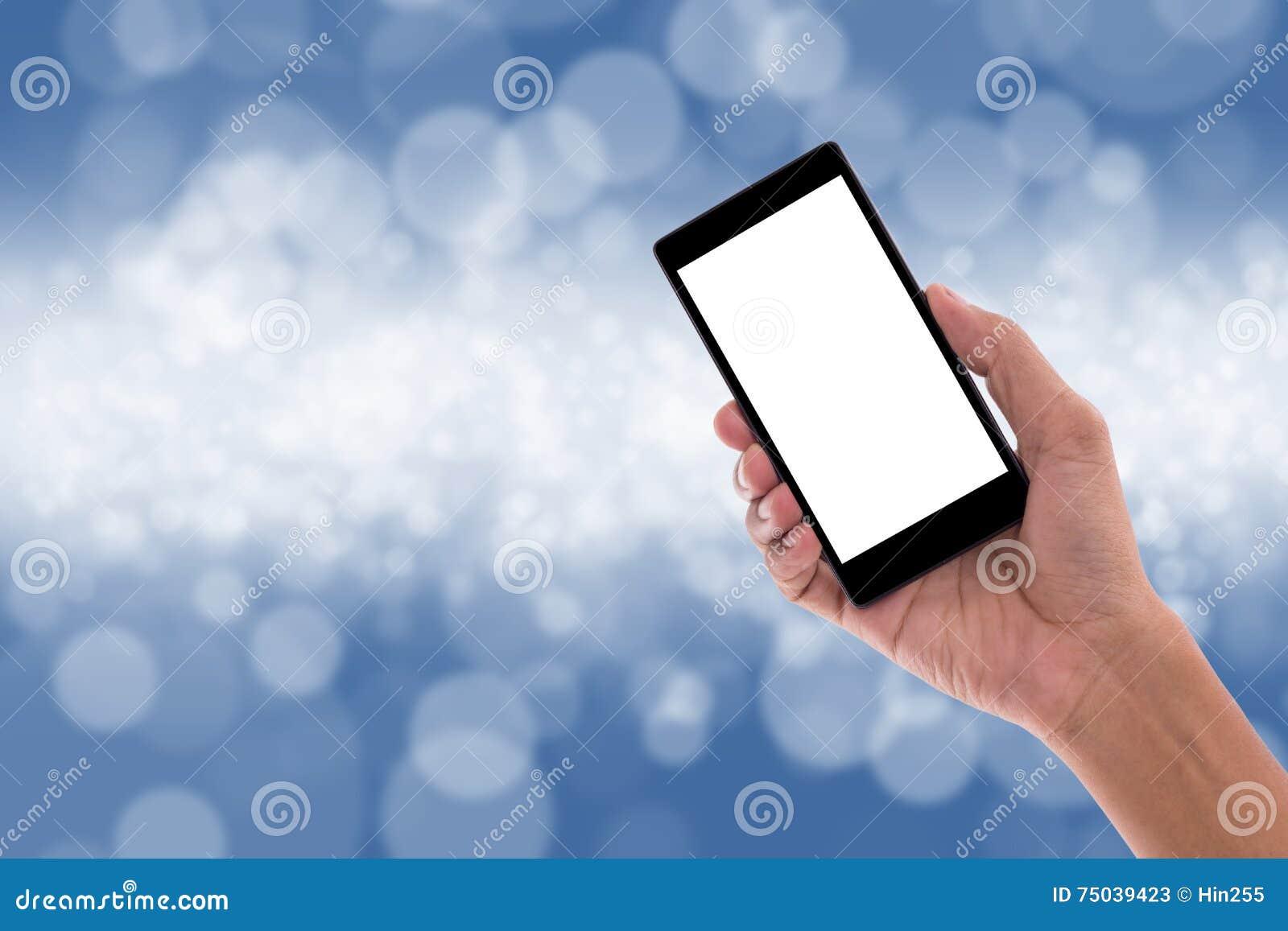 Mienia telefon komórkowy cellphone
