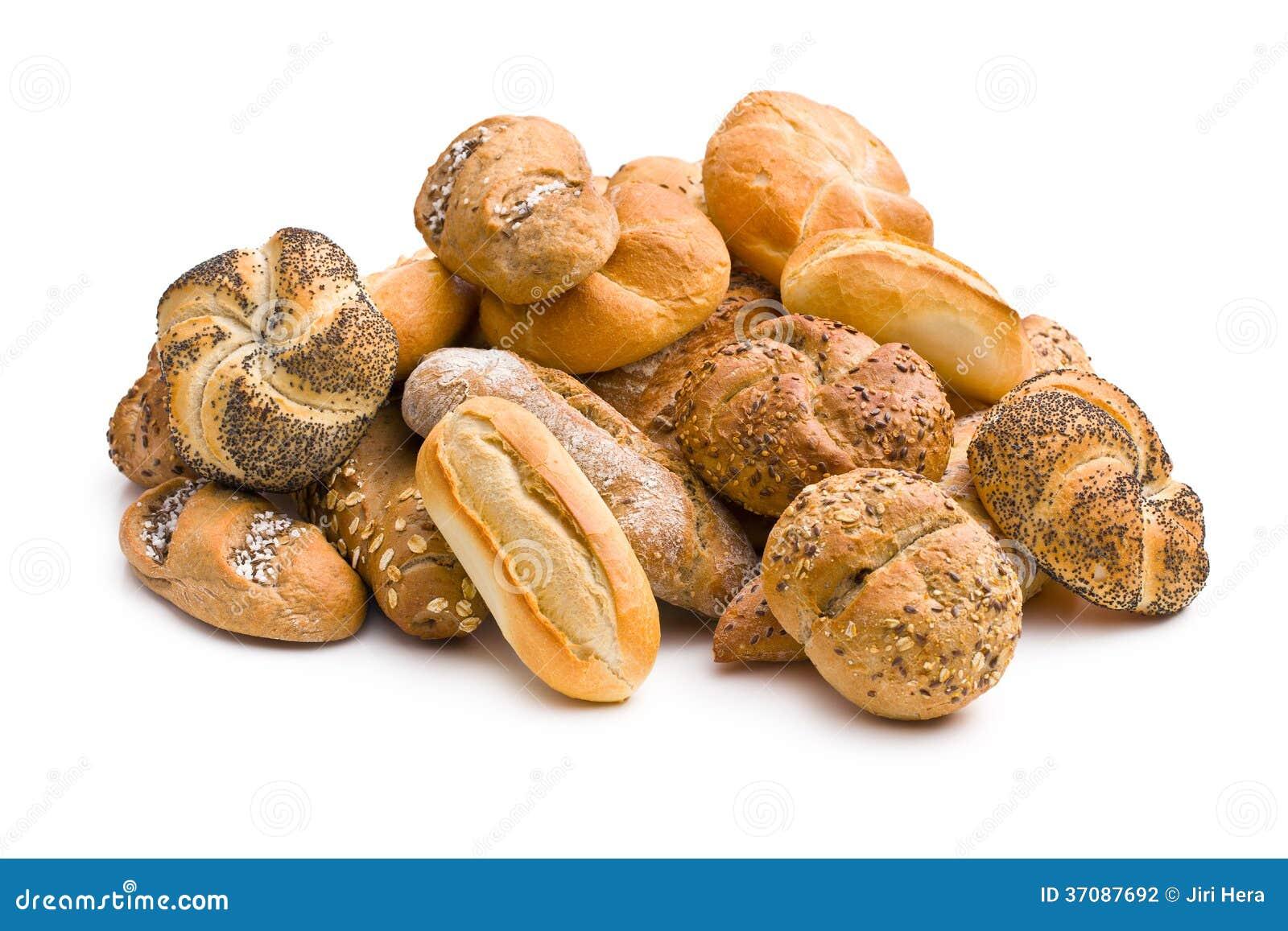 Download Mieszanka chleby zdjęcie stock. Obraz złożonej z piekarnia - 37087692