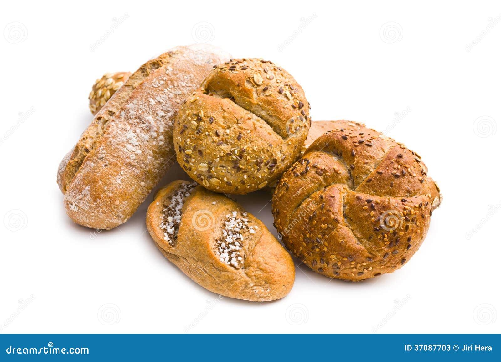 Download Mieszanka chleby obraz stock. Obraz złożonej z odosobniony - 37087703