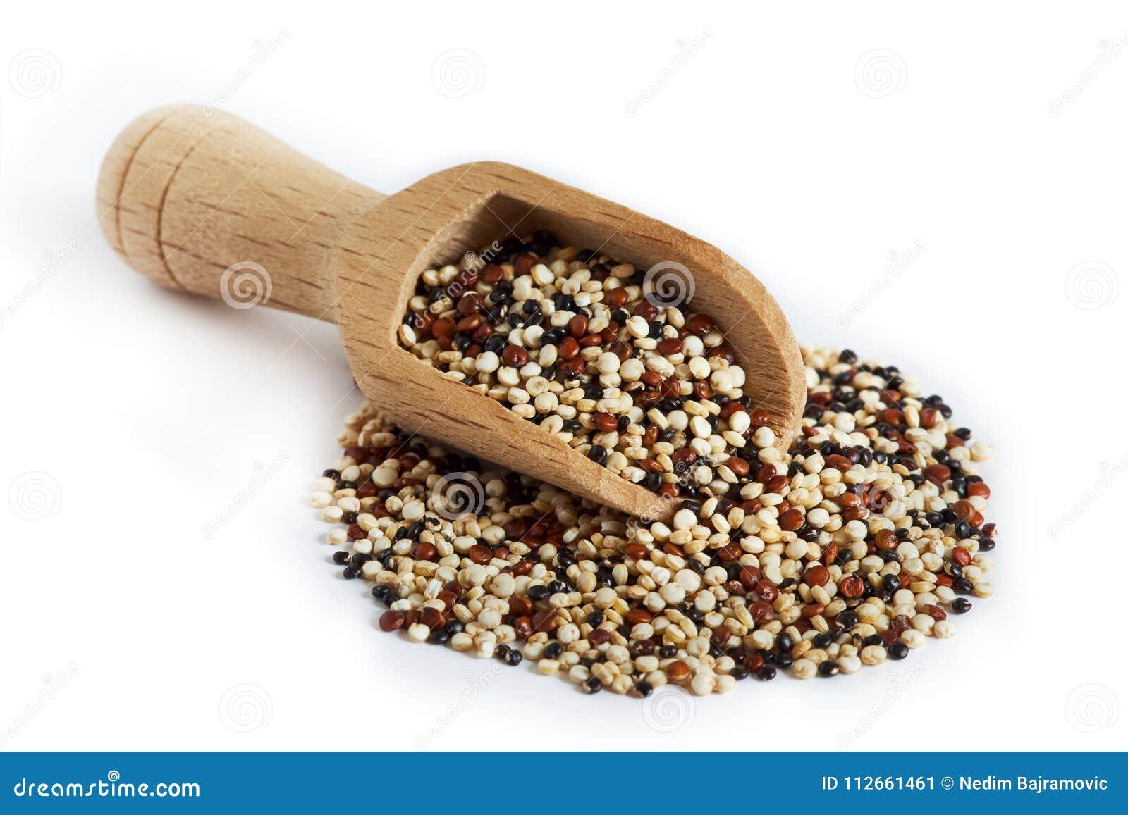 Mieszany surowy quinoa
