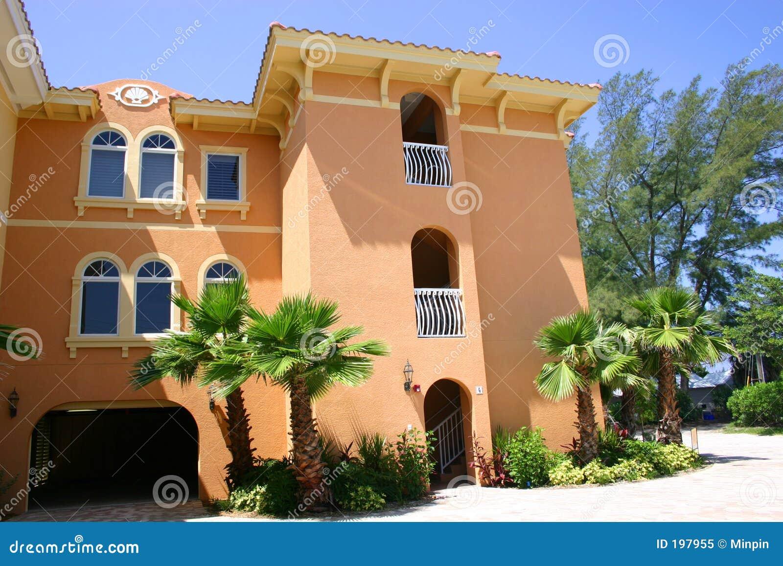 Mieszkanie hiszpański typu