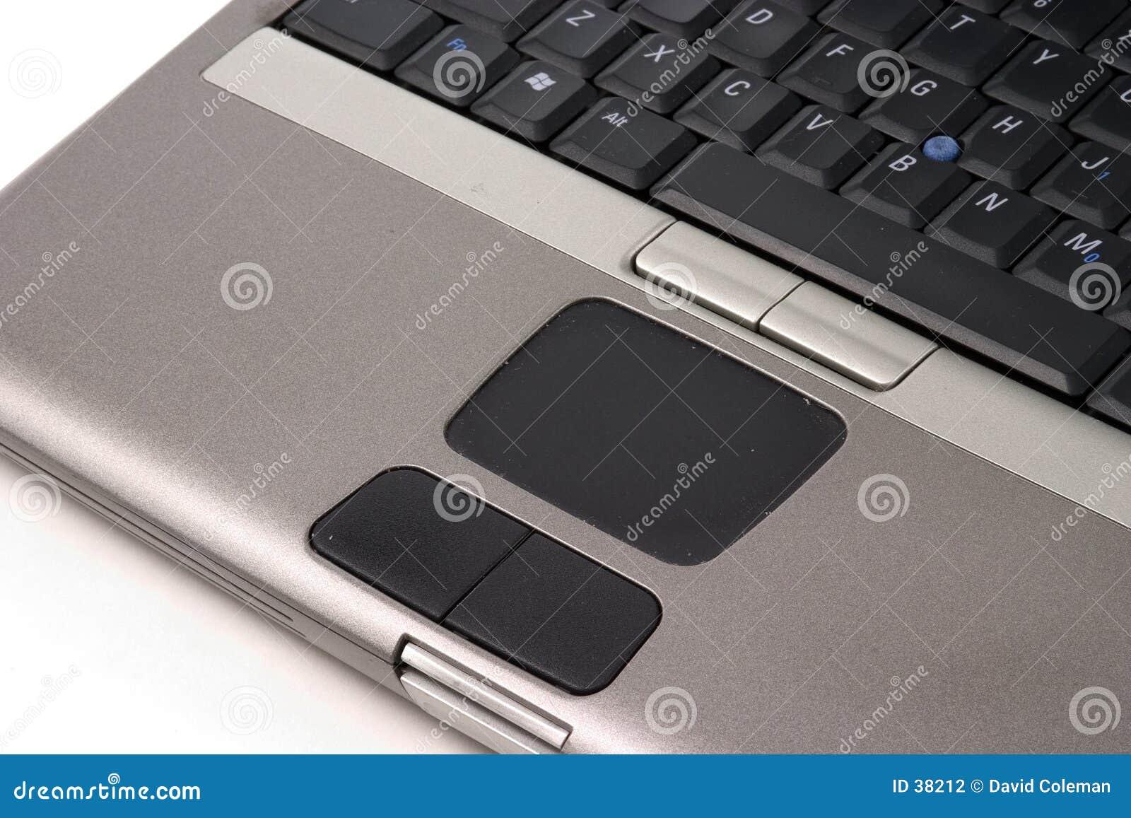 Mieszkanie toouch laptopa