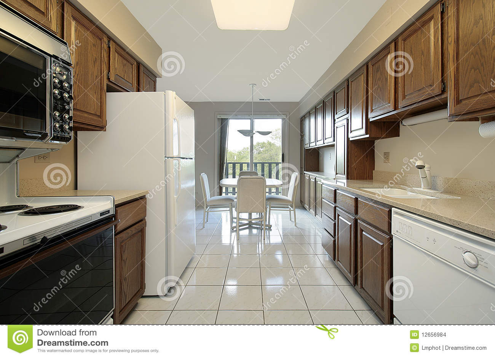 Mieszkanie własnościowe kuchnia