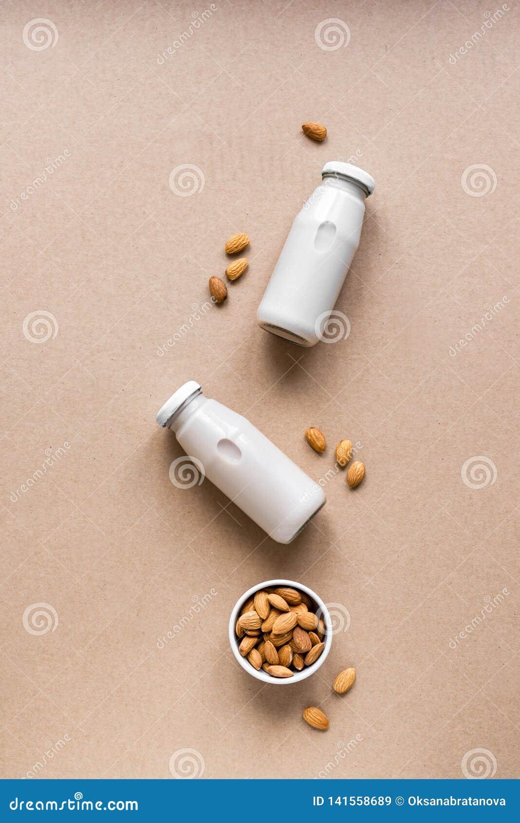 Migdału mleko
