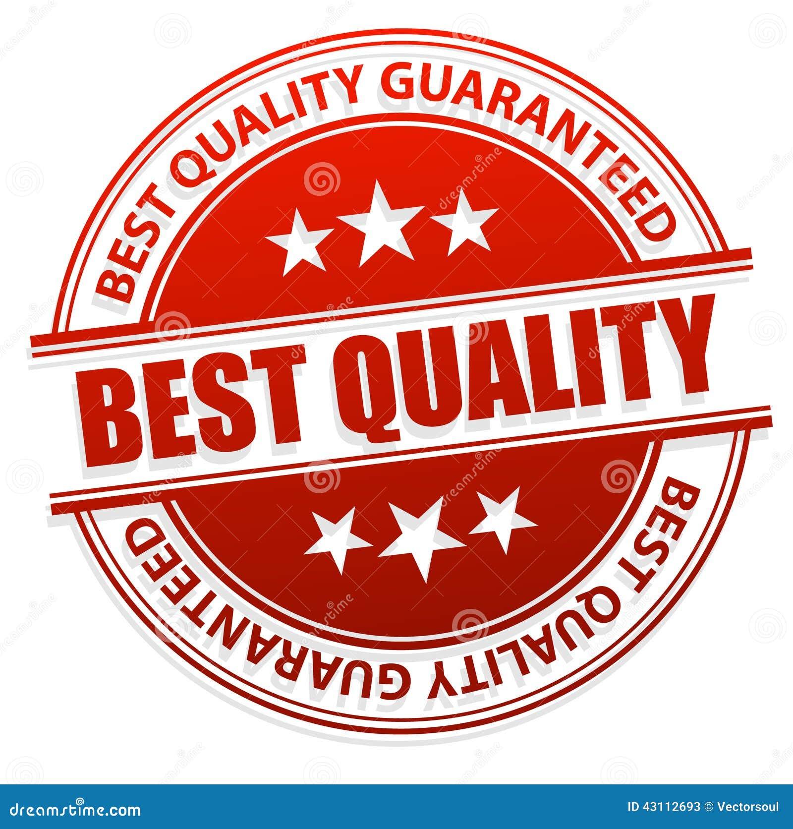 Migliore Marchio Di Qualità Illustrazione Vettoriale - Illustrazione ... c12fe761ecd