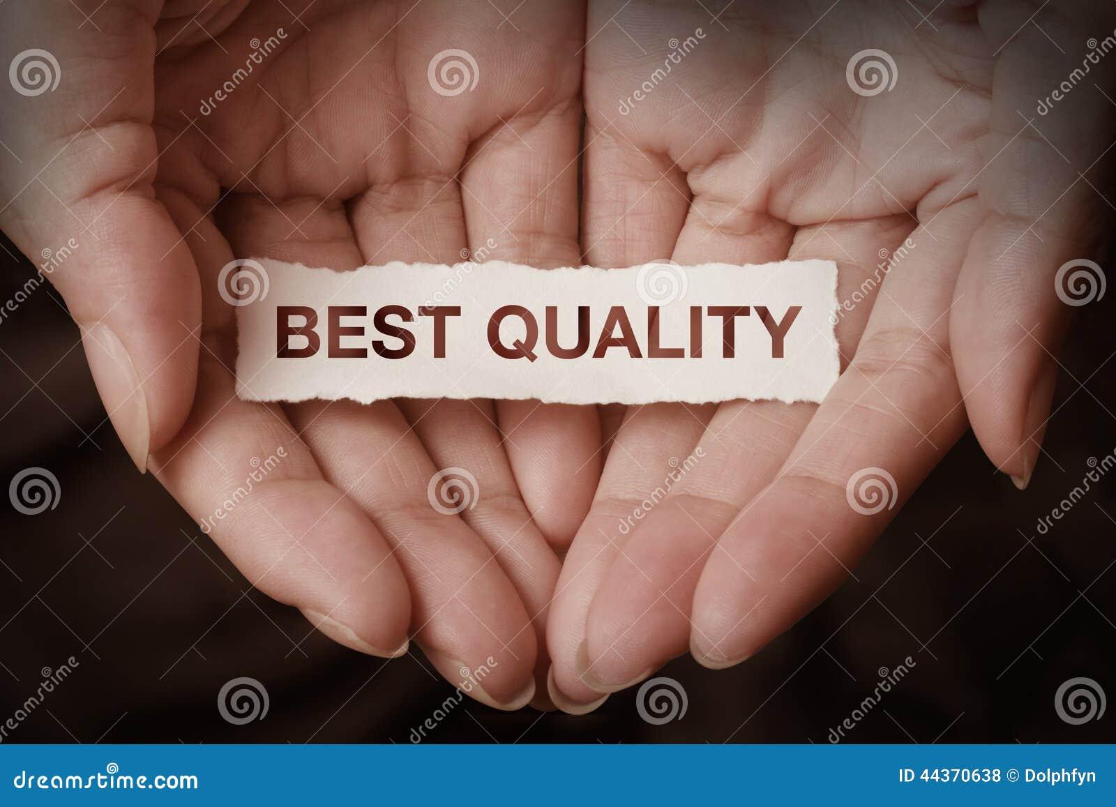 Migliore qualità