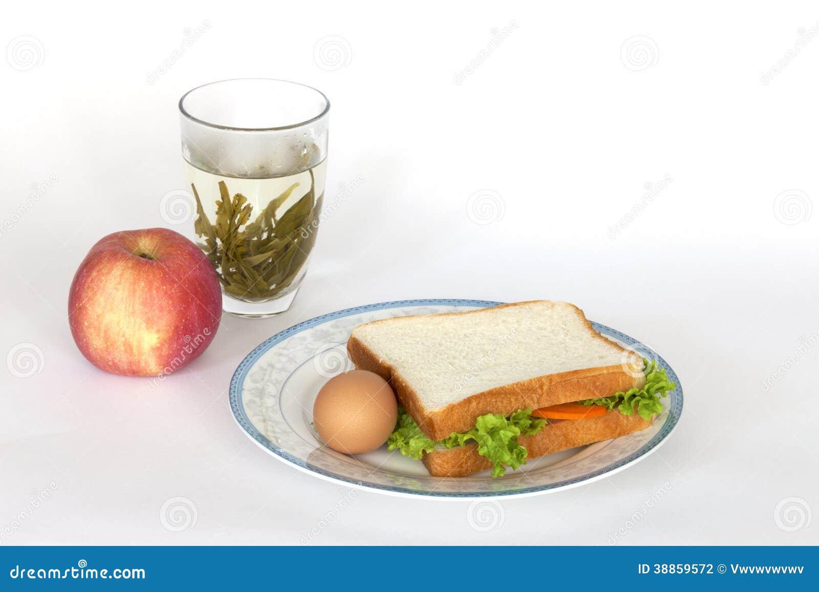 Mijn lunch