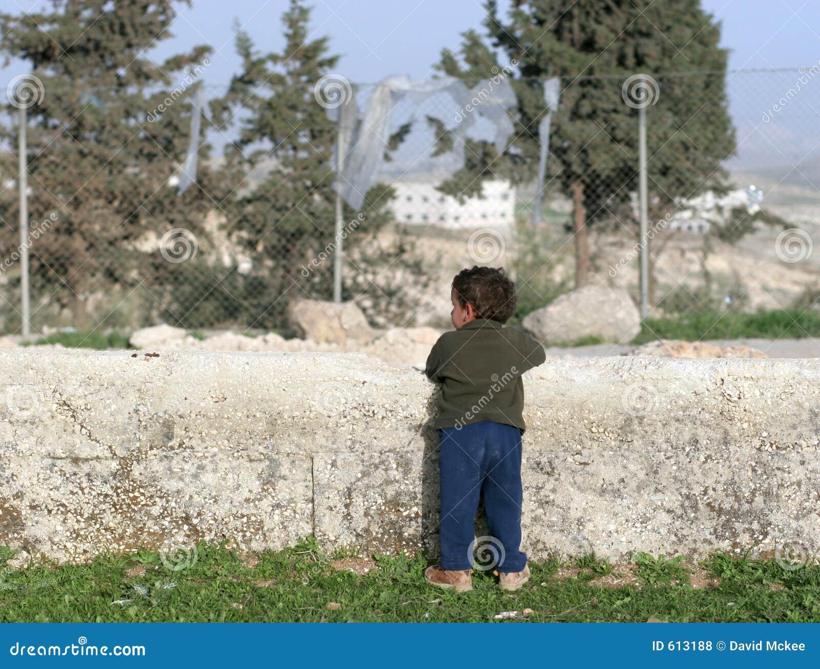 Mijn Muur, Palestina
