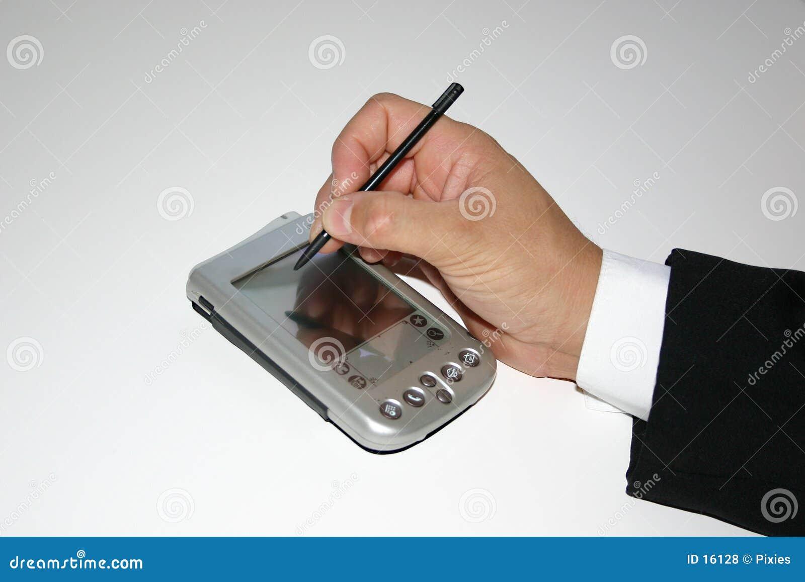 Mijn PDA