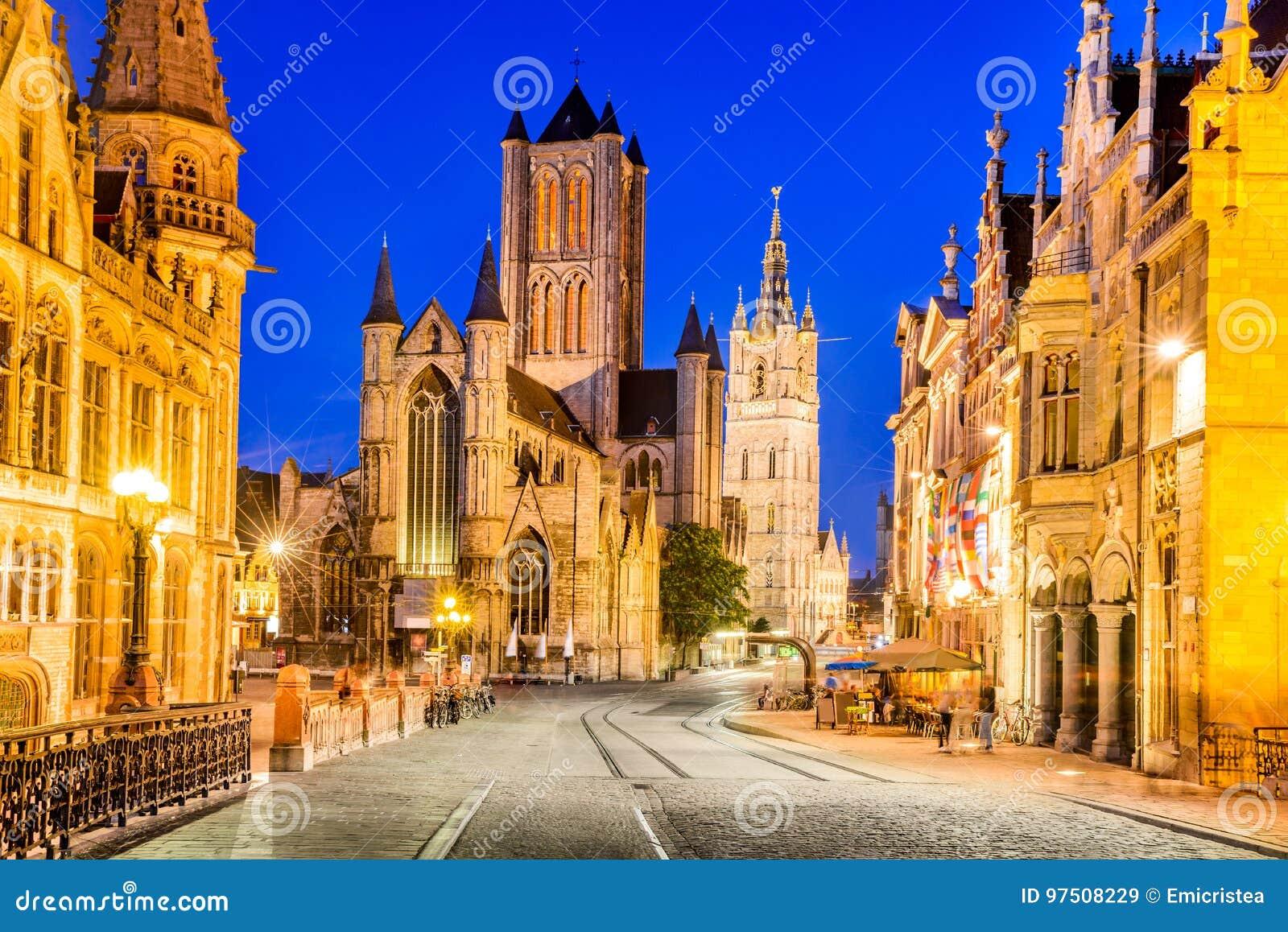 Mijnheer Gent België Vlaanderen