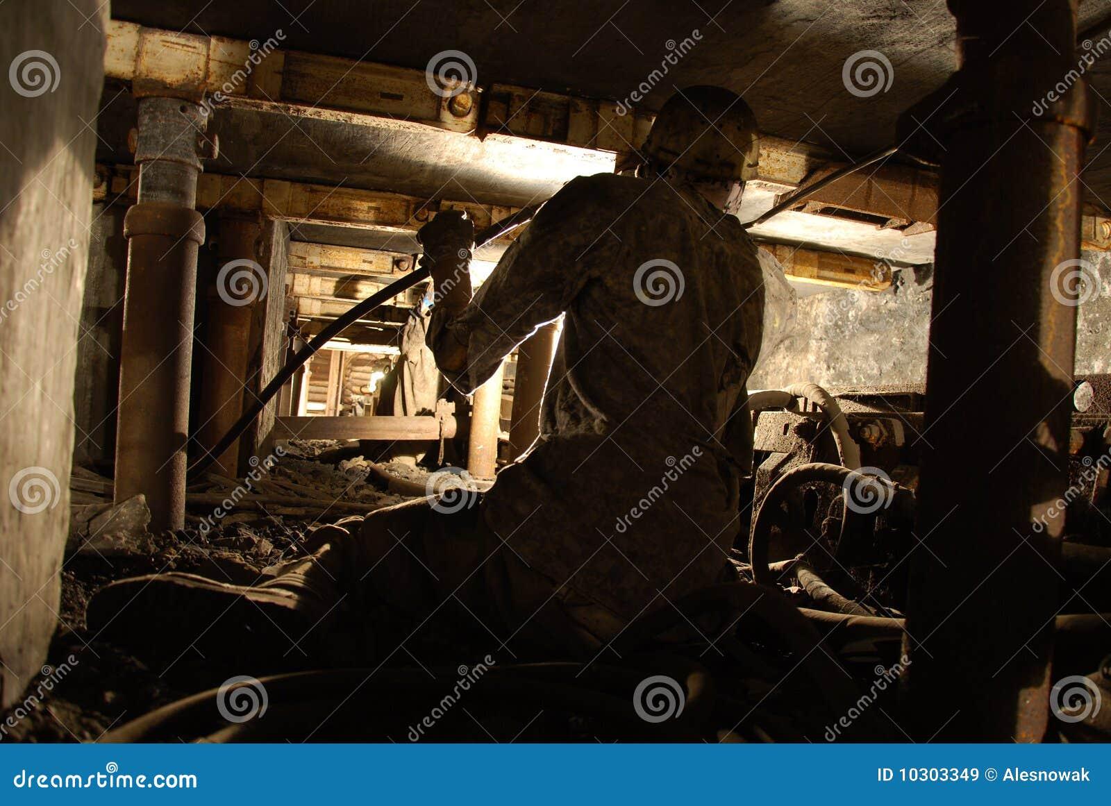 Mijnwerker
