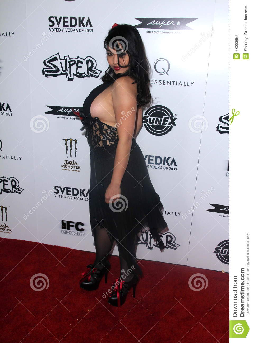 Mika Tan Editorial Photography Image Of Angeles Theater
