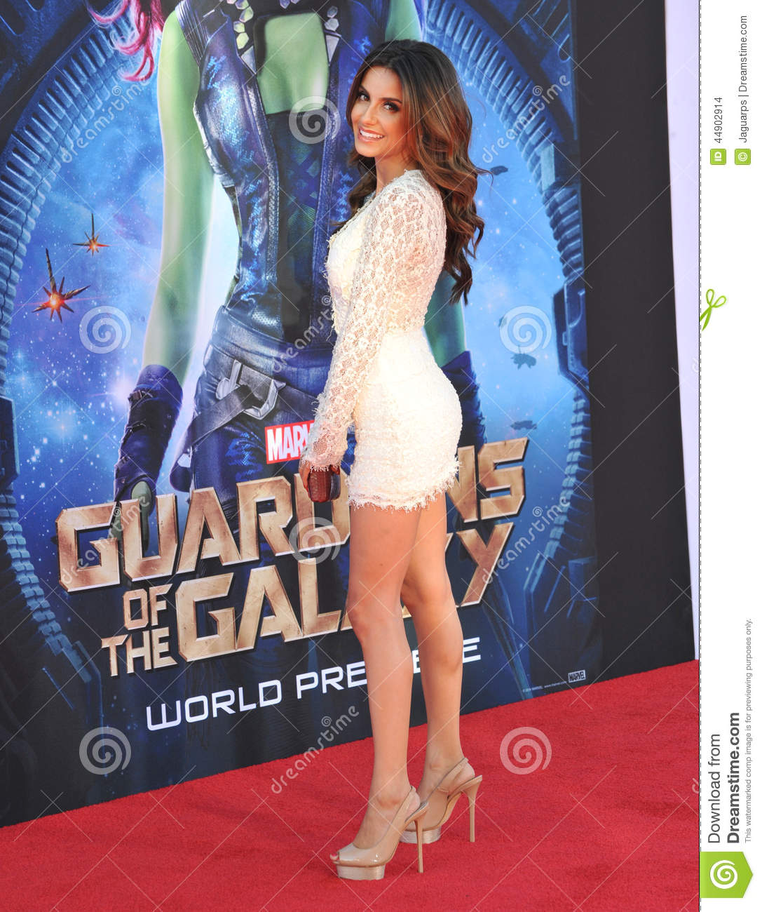 ... of Guardians of the Galaxy at the El Capitan Theatre, Hollywood