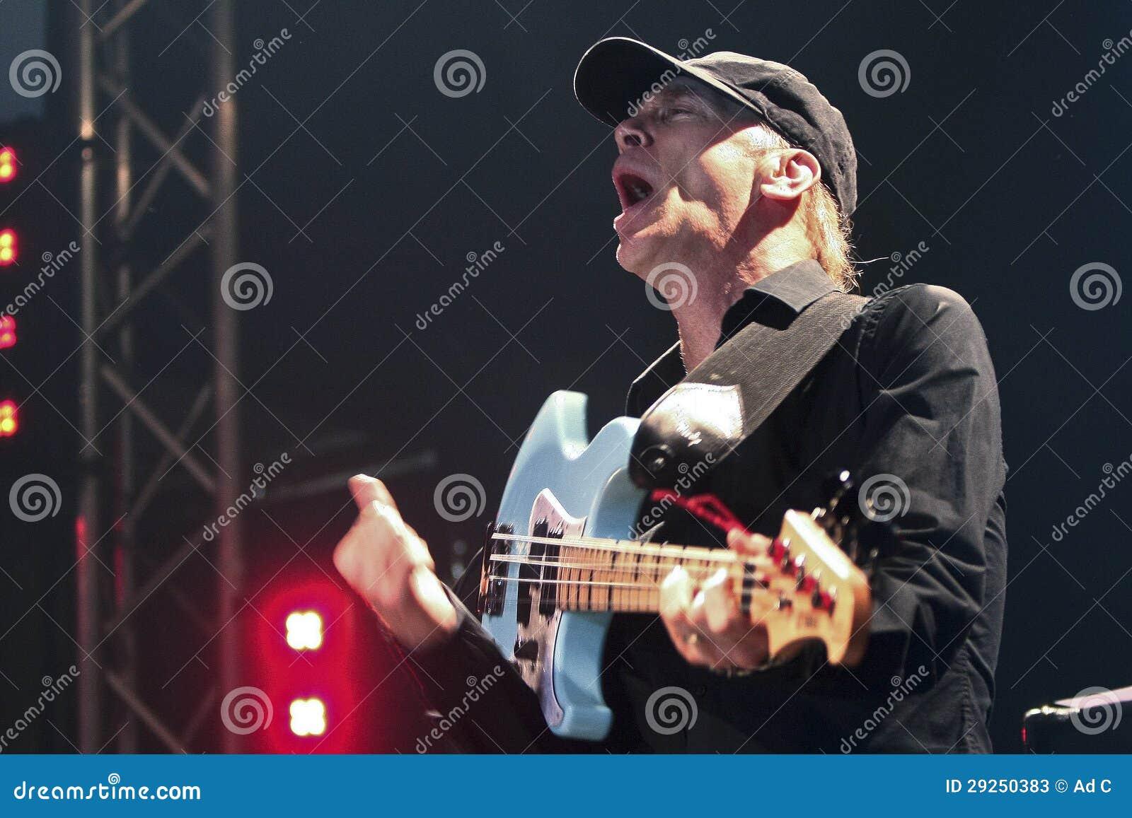 Mike Portnoy, Billy Sheehan, Tony MacAlpine y Derek Sherinian en concierto