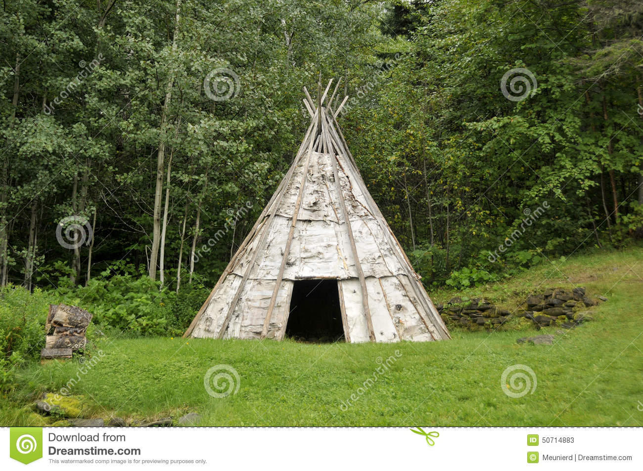 mikmaq teepee stock photo image 50714883 rhinoceros clip art black n white rhinocéros clipart