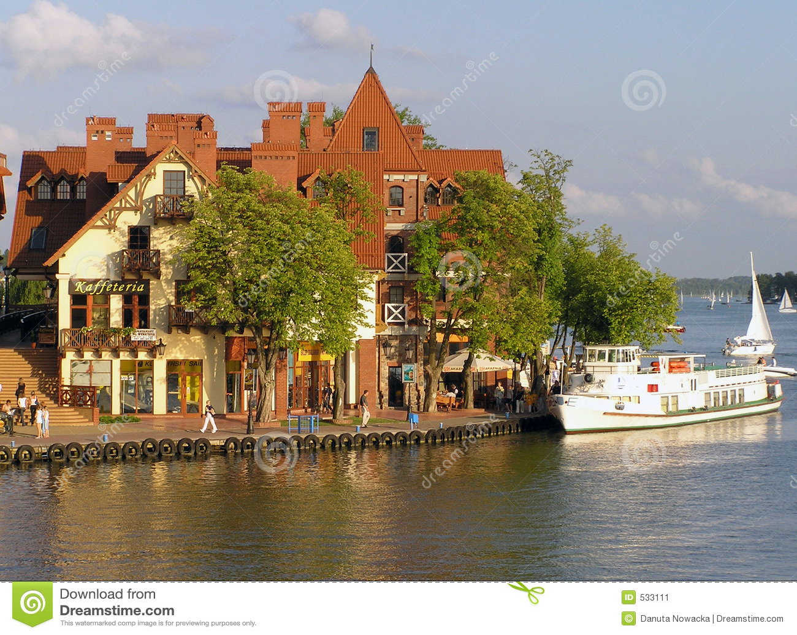 Download Mikolajki城镇 库存图片. 图片 包括有 拱道, 旅行, 城镇, 欧洲, 堤防, 小船, 波兰, 游艇 - 533111