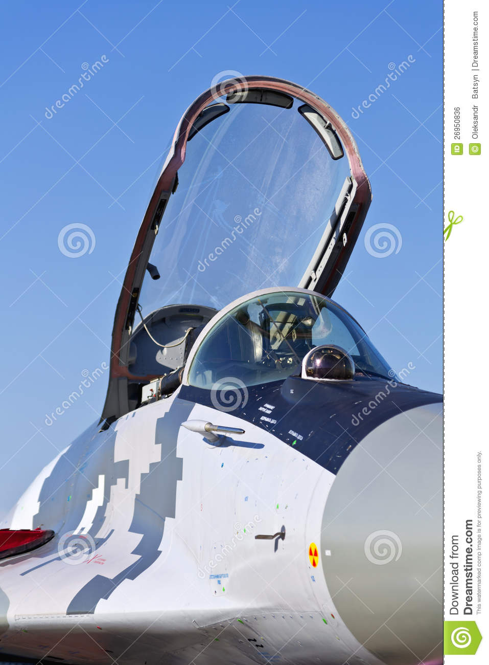 Mikoyan MIG-29 Fighter Cockpit  Editorial Photo - Image of malaysian