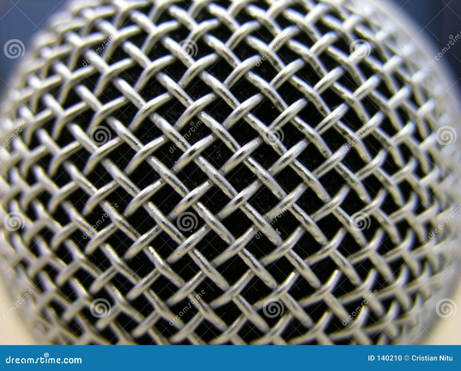 Mikrofon makro
