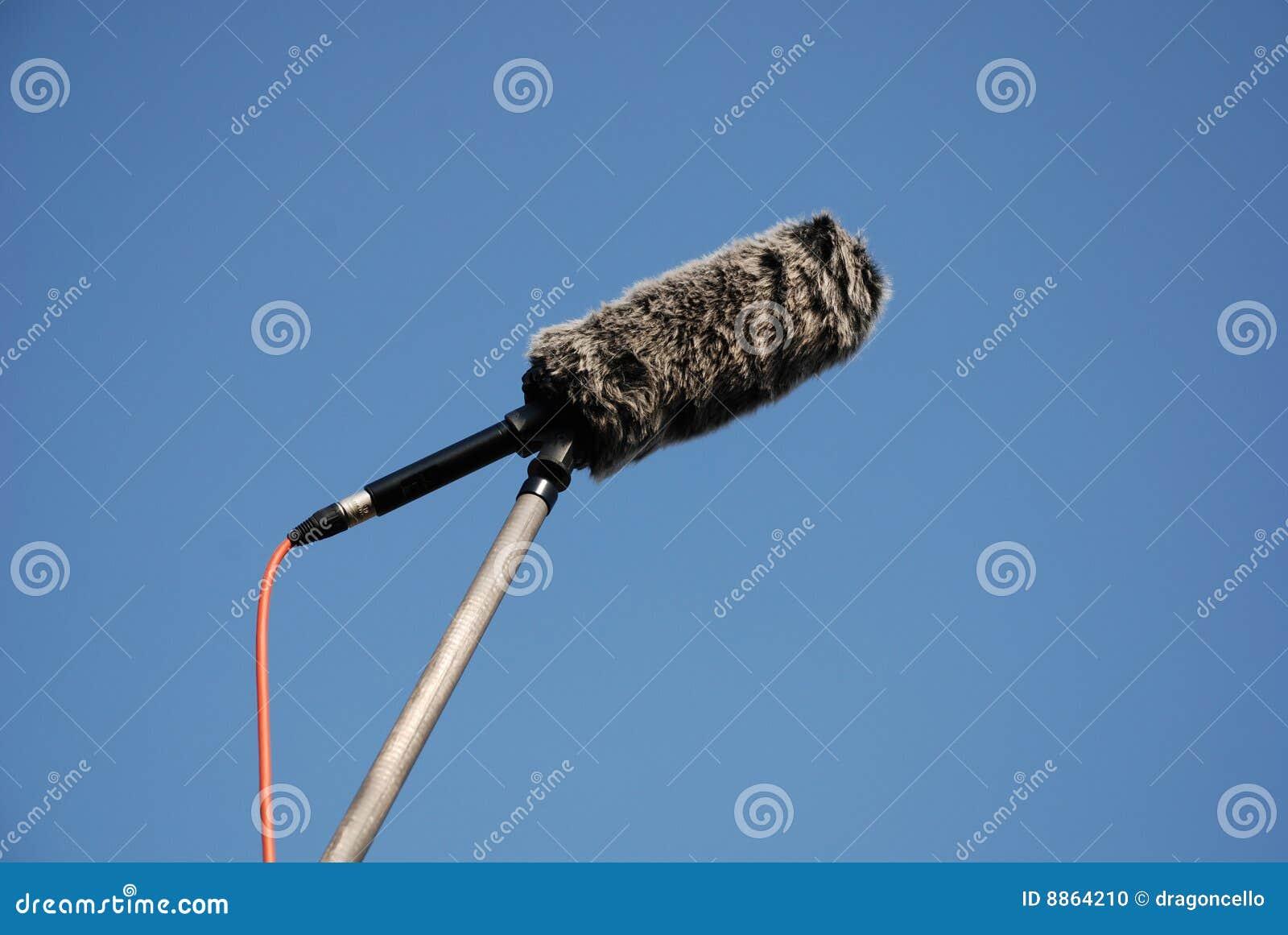 Mikrofonu ochraniacza flinty wiatr