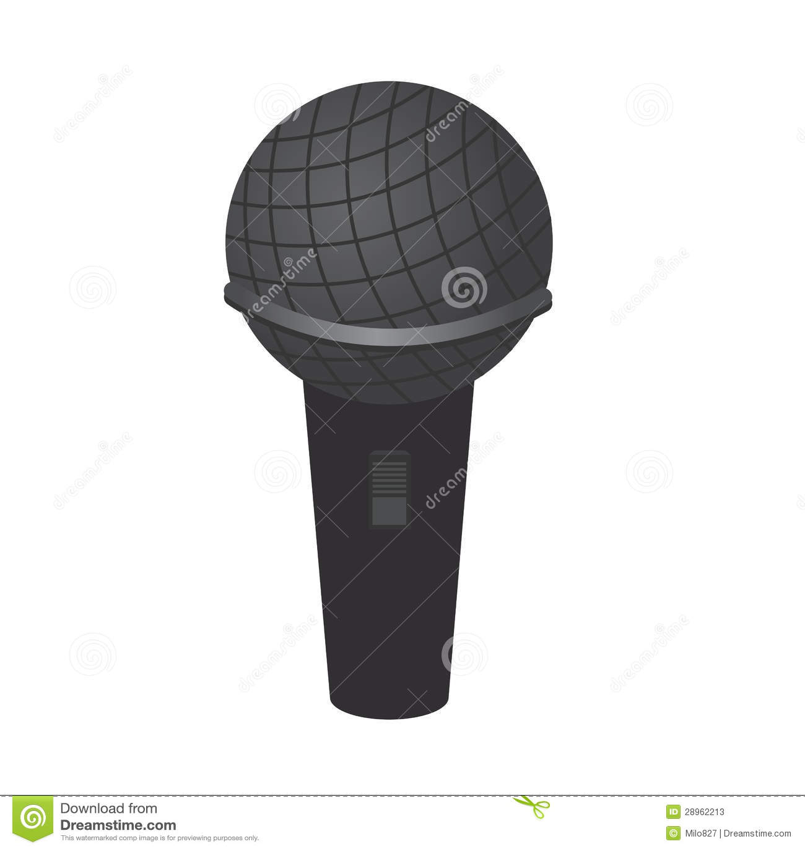 Mikrofonu radio